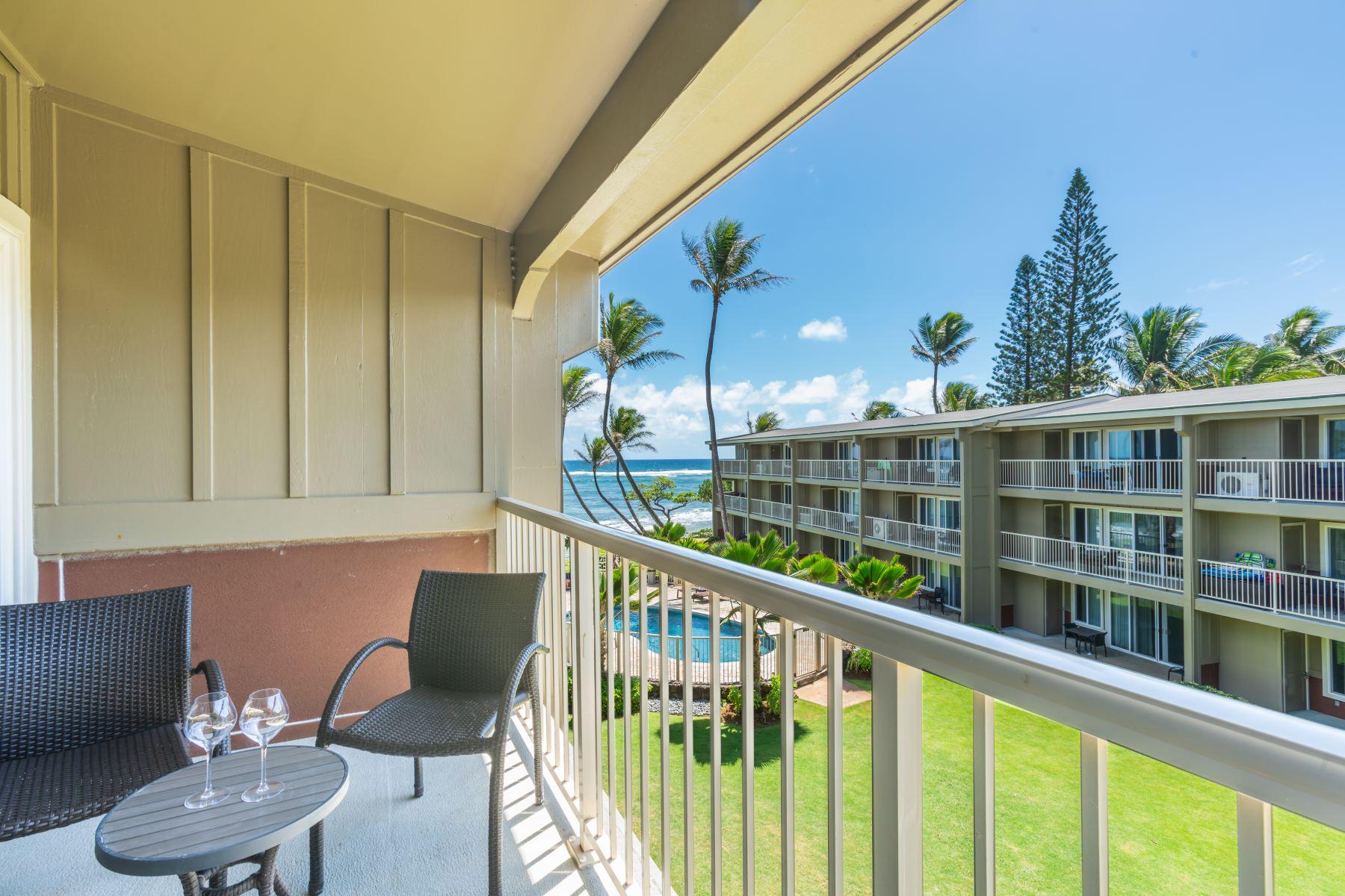 Condominiums 为 销售 在 4-856 KUHIO HWY #311 KAPAA, HI 96746 4-856 KUHIO HWY #311 卡帕雅, 夏威夷 96746 美国