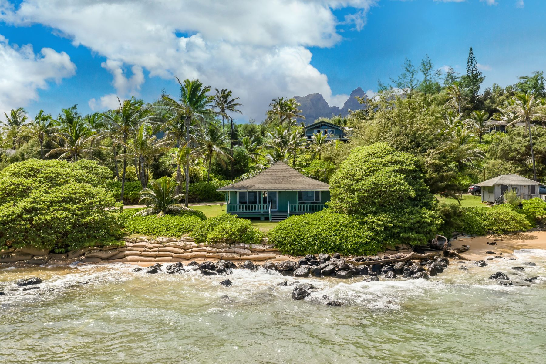 Single Family Homes for Sale at 4888 ALIOMANU RD #2 ANAHOLA, HI 96703 4888 ALIOMANU RD #2 Anahola, Hawaii 96703 United States