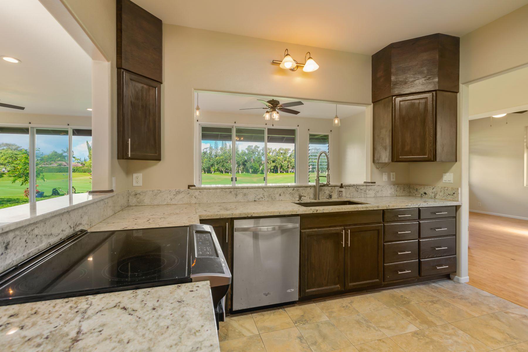 Single Family Homes 为 销售 在 4096 ALOALII DR PRINCEVILLE, HI 96722 4096 ALOALII DR 普林斯维尔, 夏威夷 96722 美国