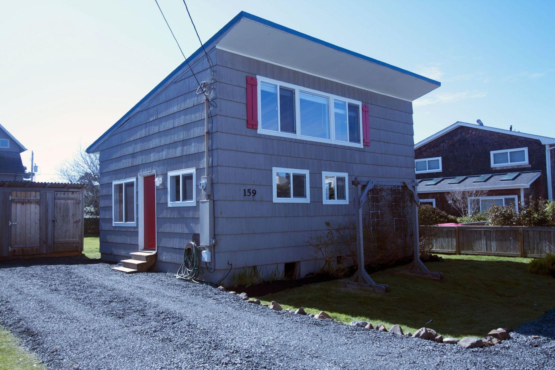 Single Family Homes για την Πώληση στο 159 W Chisana ST Cannon Beach, OR 97110 Cannon Beach, Ορεγκον 97110 Ηνωμένες Πολιτείες