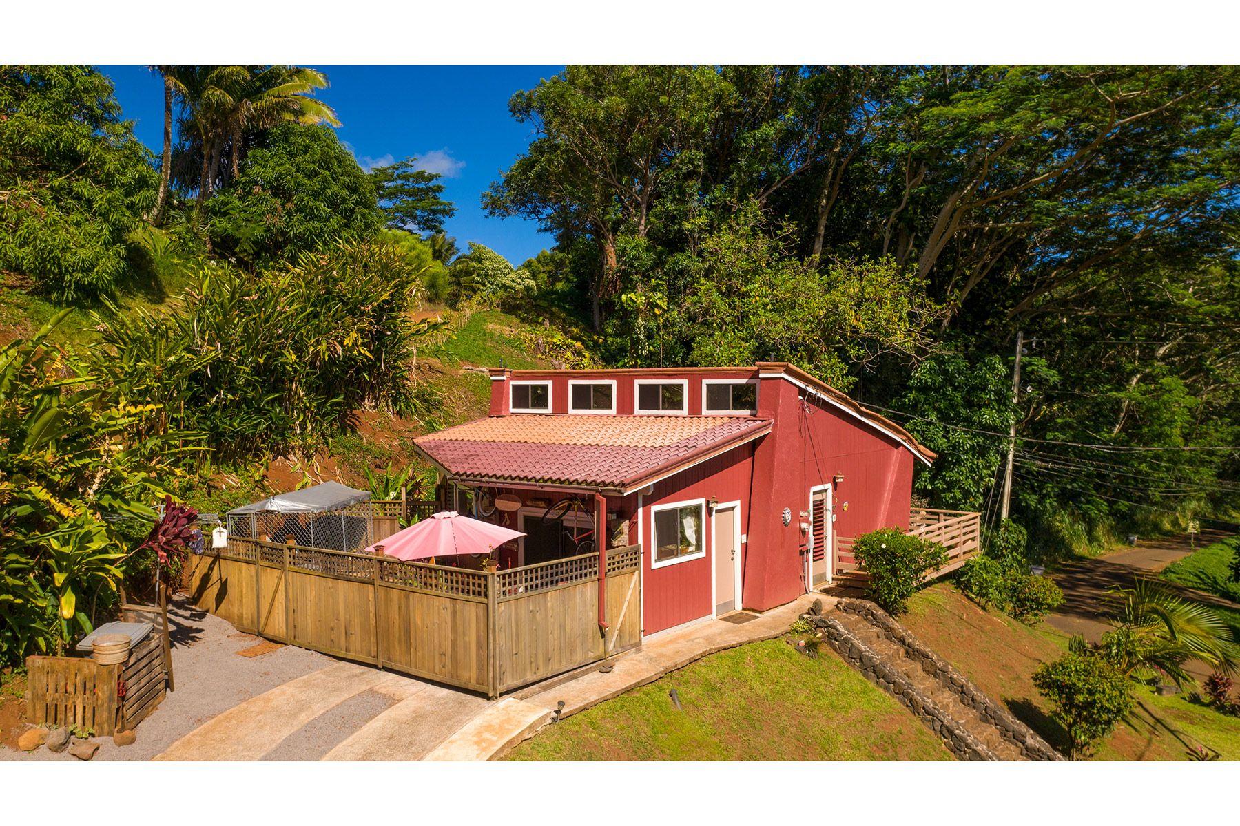 Single Family Homes for Sale at 3191 WAWAE PL #A KALAHEO, HI 96741 3191 WAWAE PL #A Kalaheo, Hawaii 96741 United States