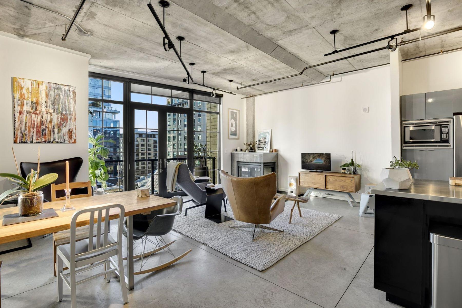 Condominiums για την Πώληση στο 1030 NW 12TH AVE 509 Portland, OR 97209 Portland, Ορεγκον 97209 Ηνωμένες Πολιτείες
