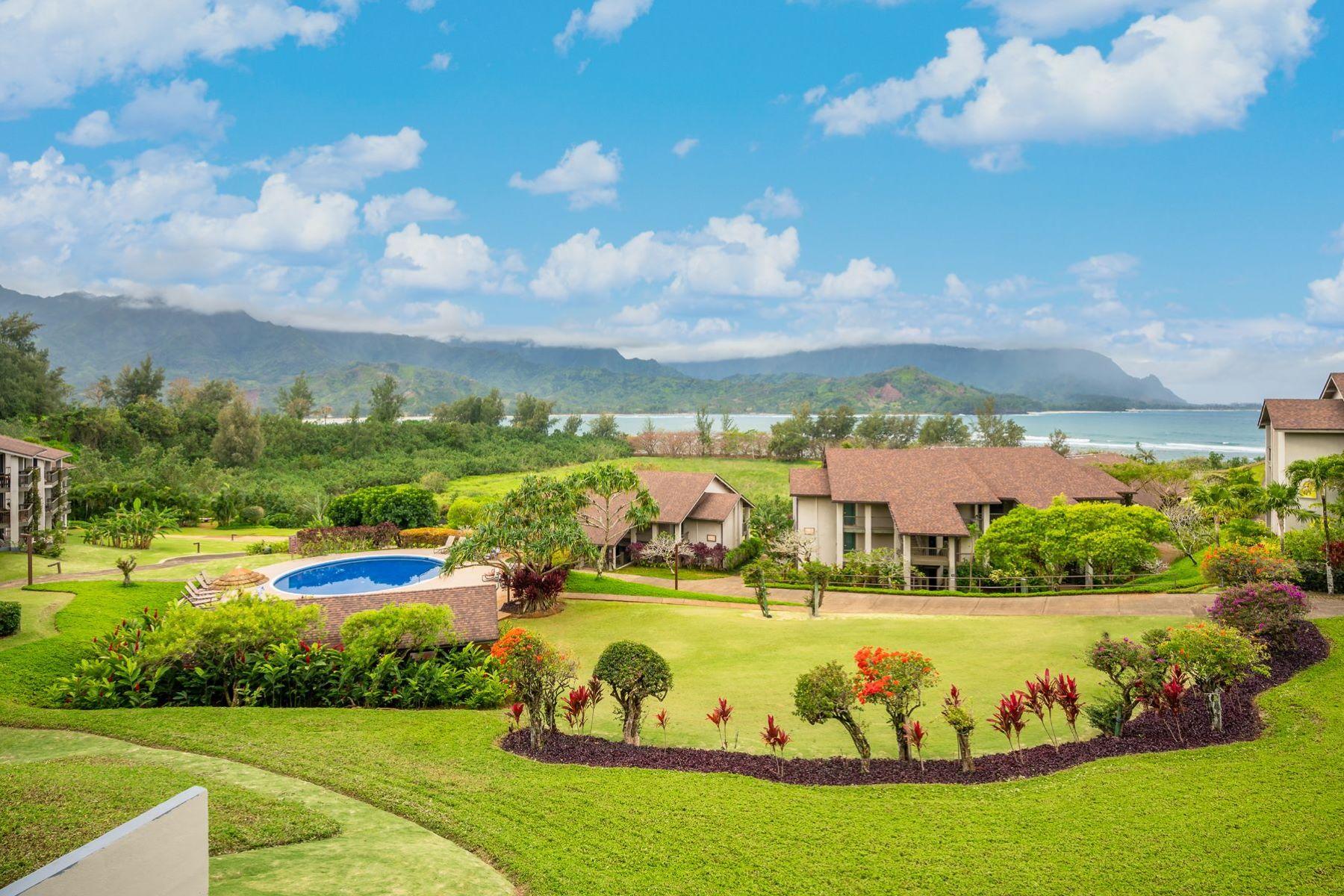 Condominiums 为 销售 在 5380 HONOIKI RD #L28 PRINCEVILLE, HI 96722 5380 HONOIKI RD #L28 普林斯维尔, 夏威夷 96722 美国