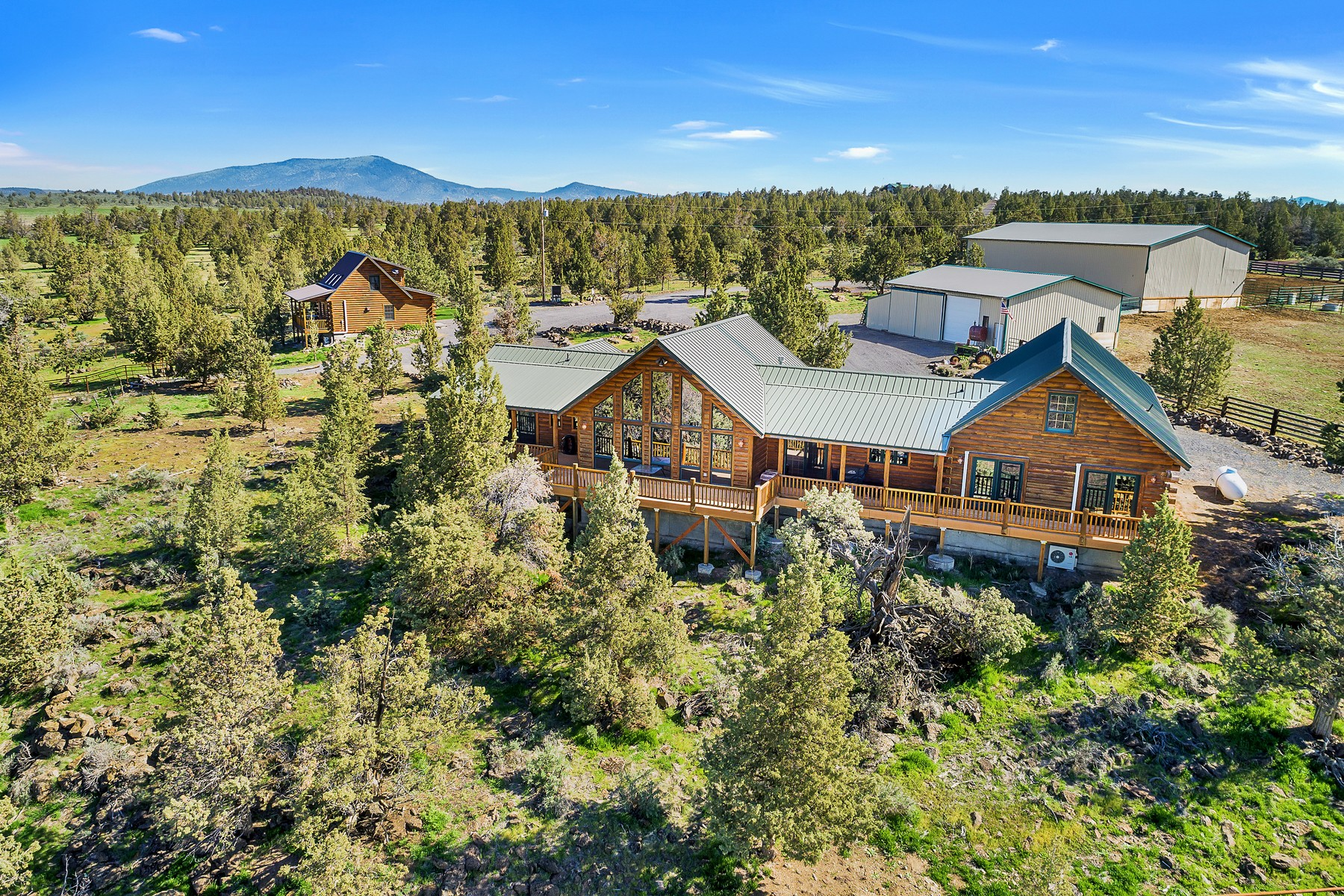 Other Residential Homes για την Πώληση στο 2001 NW McDaniel Road Powell Butte, OR 97753 Powell Butte, Ορεγκον 97753 Ηνωμένες Πολιτείες