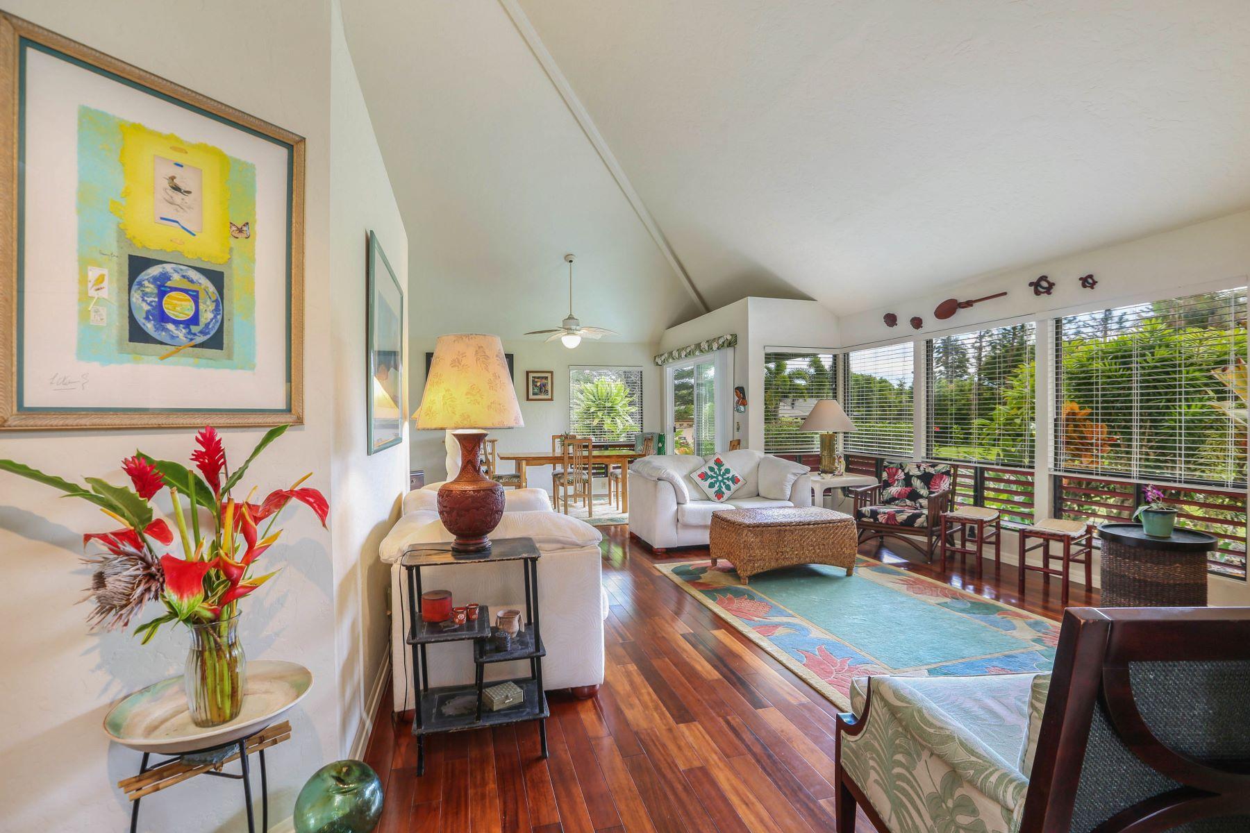 Single Family Homes 为 销售 在 3787 MOAE PL PRINCEVILLE, HI 96722 3787 MOAE PL 普林斯维尔, 夏威夷 96722 美国