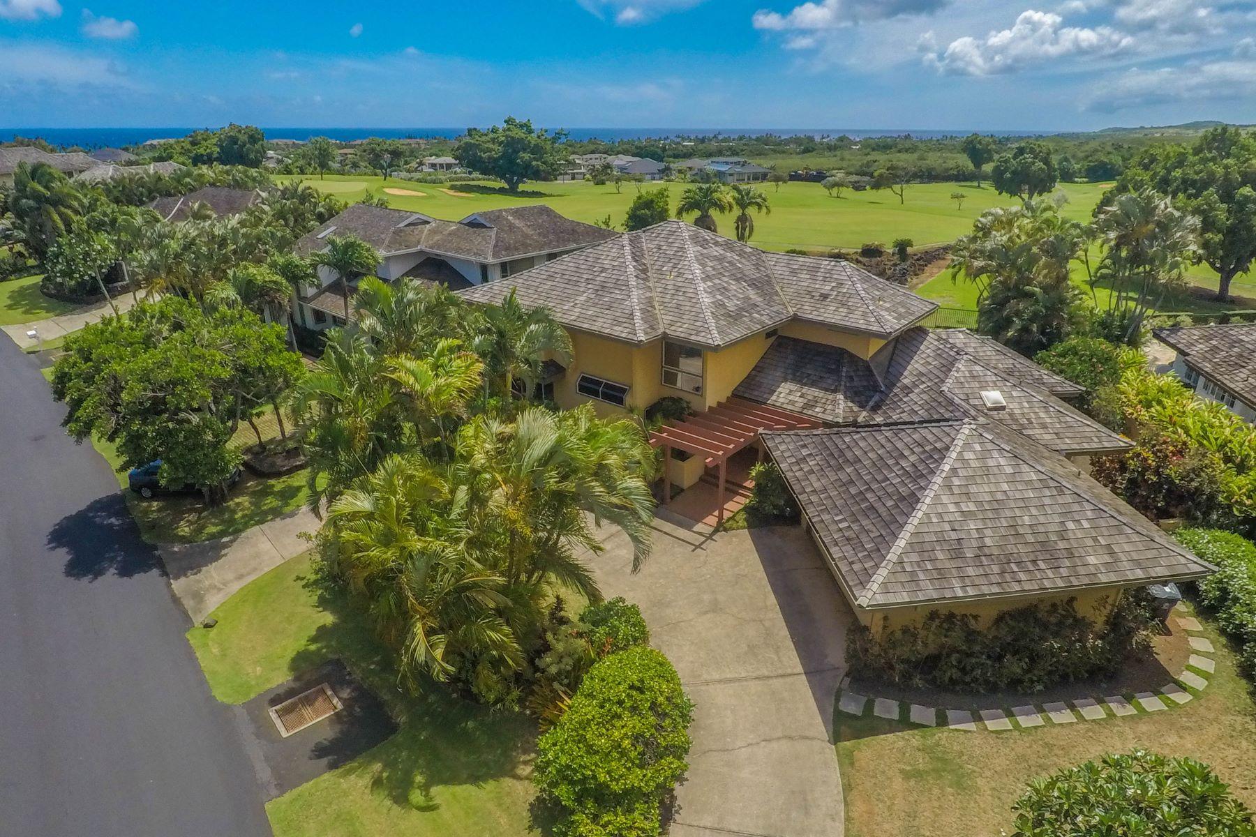 Single Family Homes for Sale at 2868 MILO HAE LP KOLOA, HI 96756 2868 MILO HAE LP Koloa, Hawaii 96756 United States