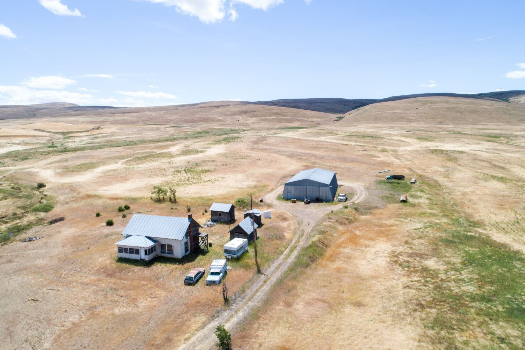 Land for Sale at 1602 CENTERVILLE HWY Centerville, WA 98613 1602 CENTERVILLE HWY Centerville, Washington 98613 United States