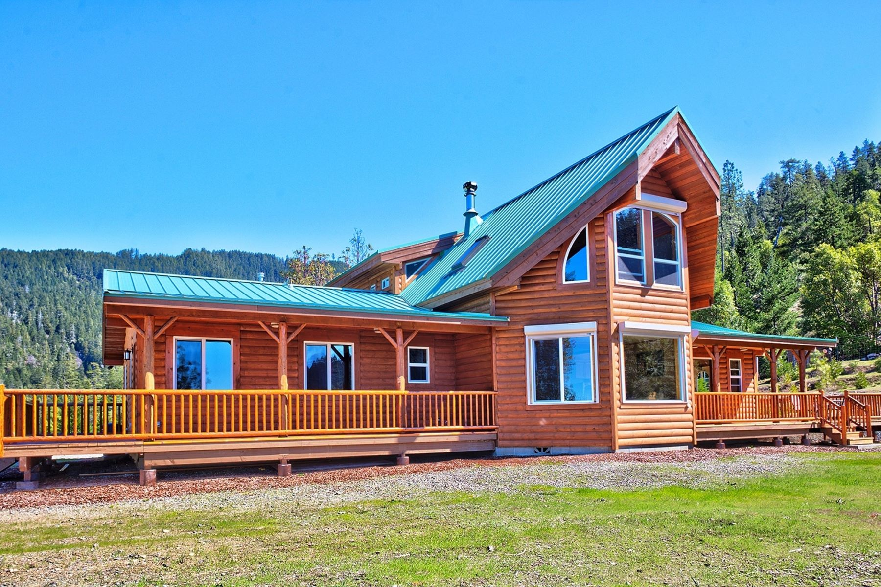 Single Family Homes για την Πώληση στο Page Creek Retreat 1555 Page Creek Rd, Cave Junction, Ορεγκον 97523 Ηνωμένες Πολιτείες
