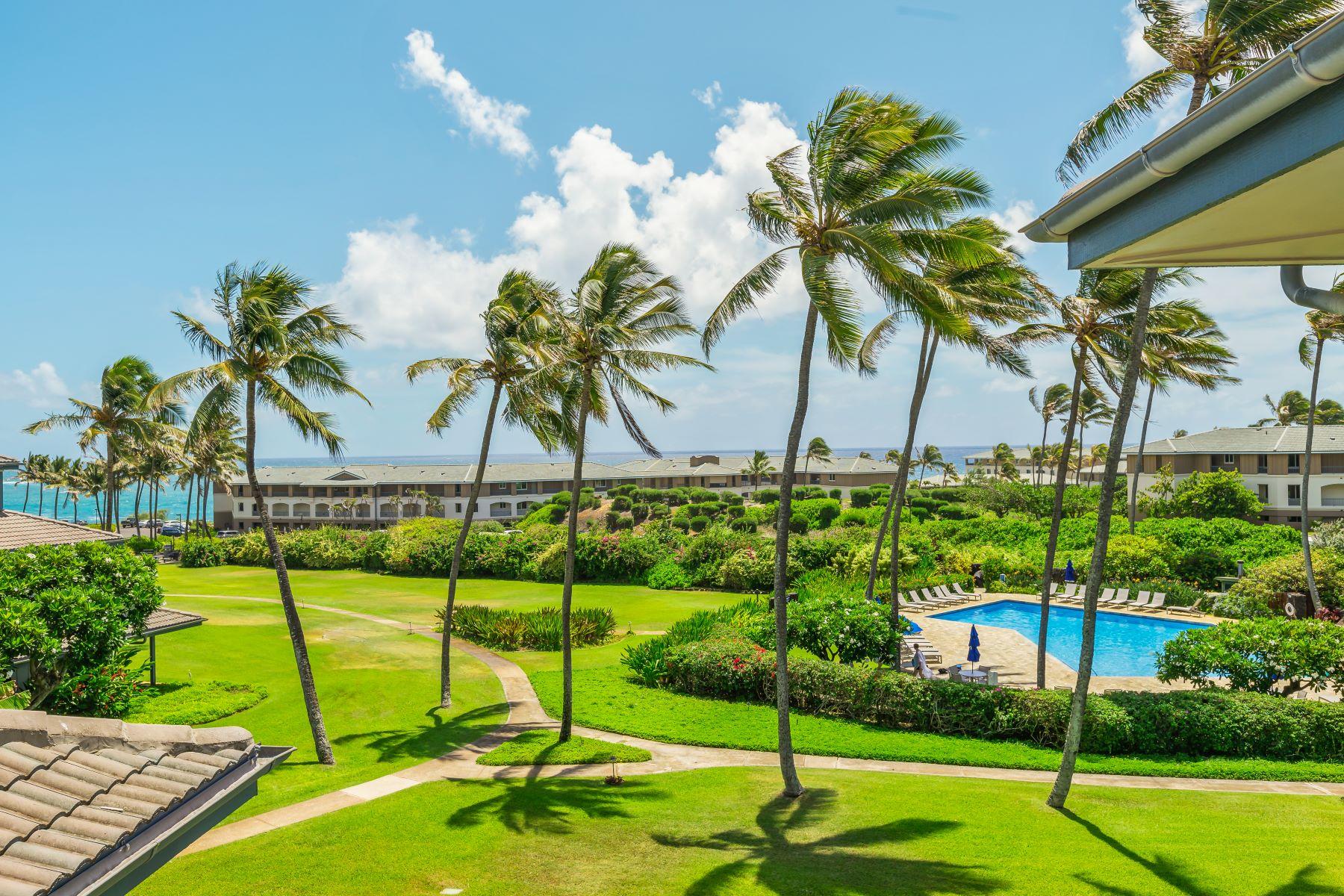 Condominiums for Sale at 1565 PEE RD, #225 KOLOA, HI 96756 1565 PEE RD, #225 Koloa, Hawaii 96756 United States