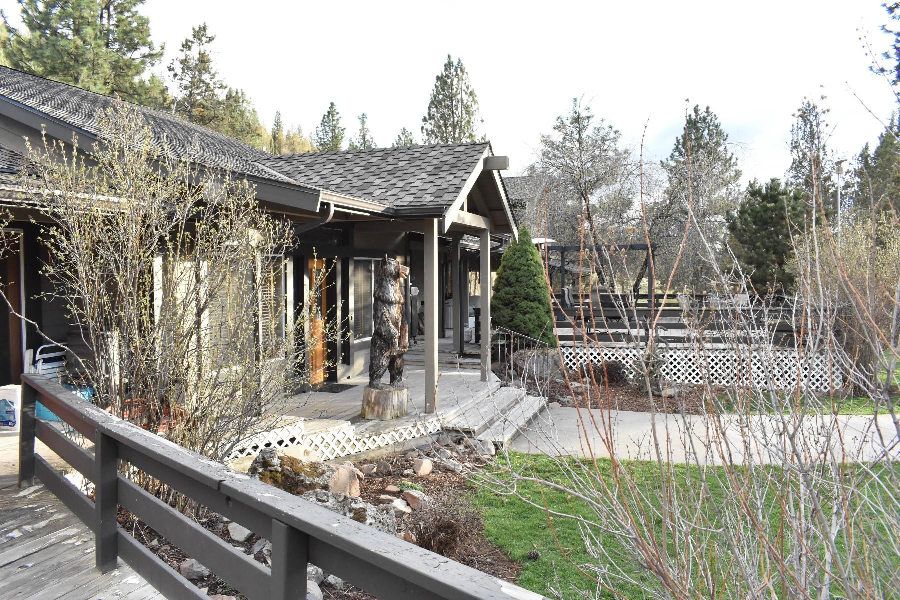 Other Residential Homes για την Πώληση στο 3790 NE McKay Creek Road Prineville, OR 97754 Prineville, Ορεγκον 97754 Ηνωμένες Πολιτείες