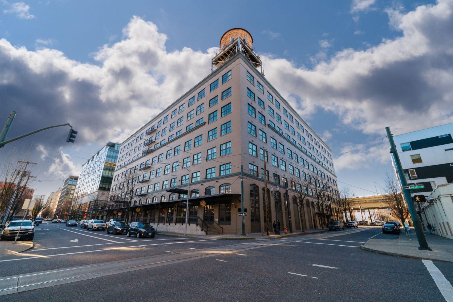 Condominiums για την Πώληση στο 1420 NW LOVEJOY ST 708 Portland, OR 97209 Portland, Ορεγκον 97209 Ηνωμένες Πολιτείες