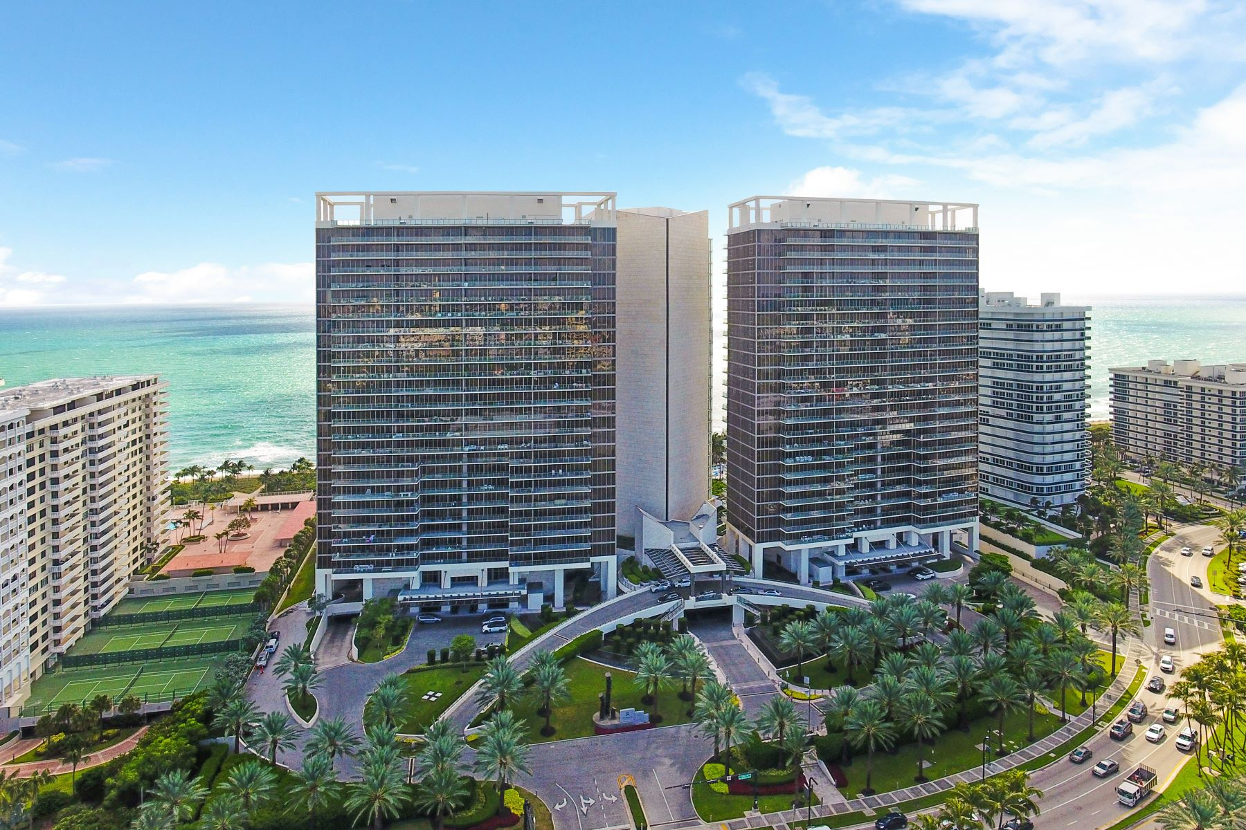 Condominiums for Active at 9705 Collins Ave 405N Bal Harbour, Florida 33154 United States