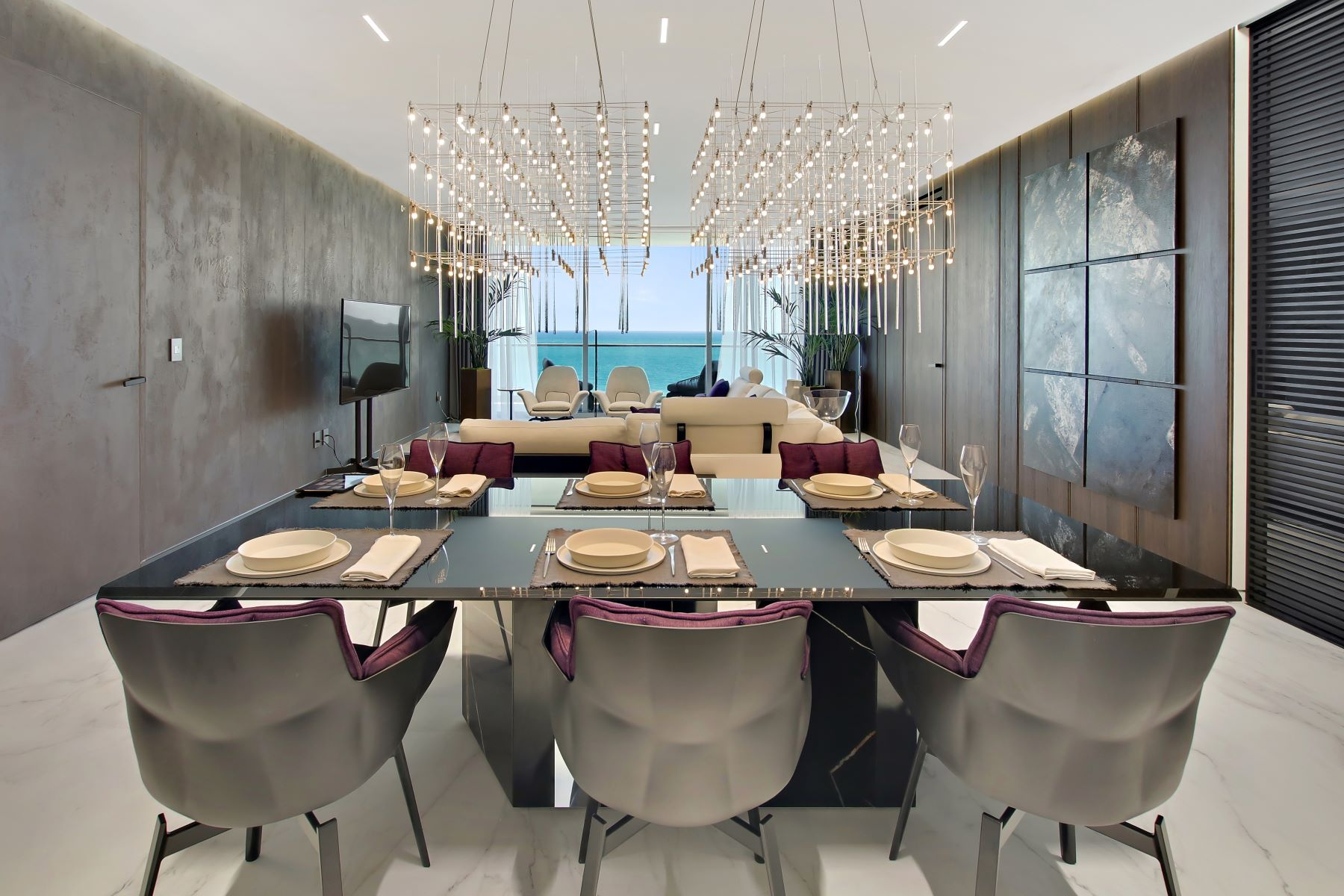 Condominiums for Active at 10201 Collins Ave 1006E Bal Harbour, Florida 33154 United States