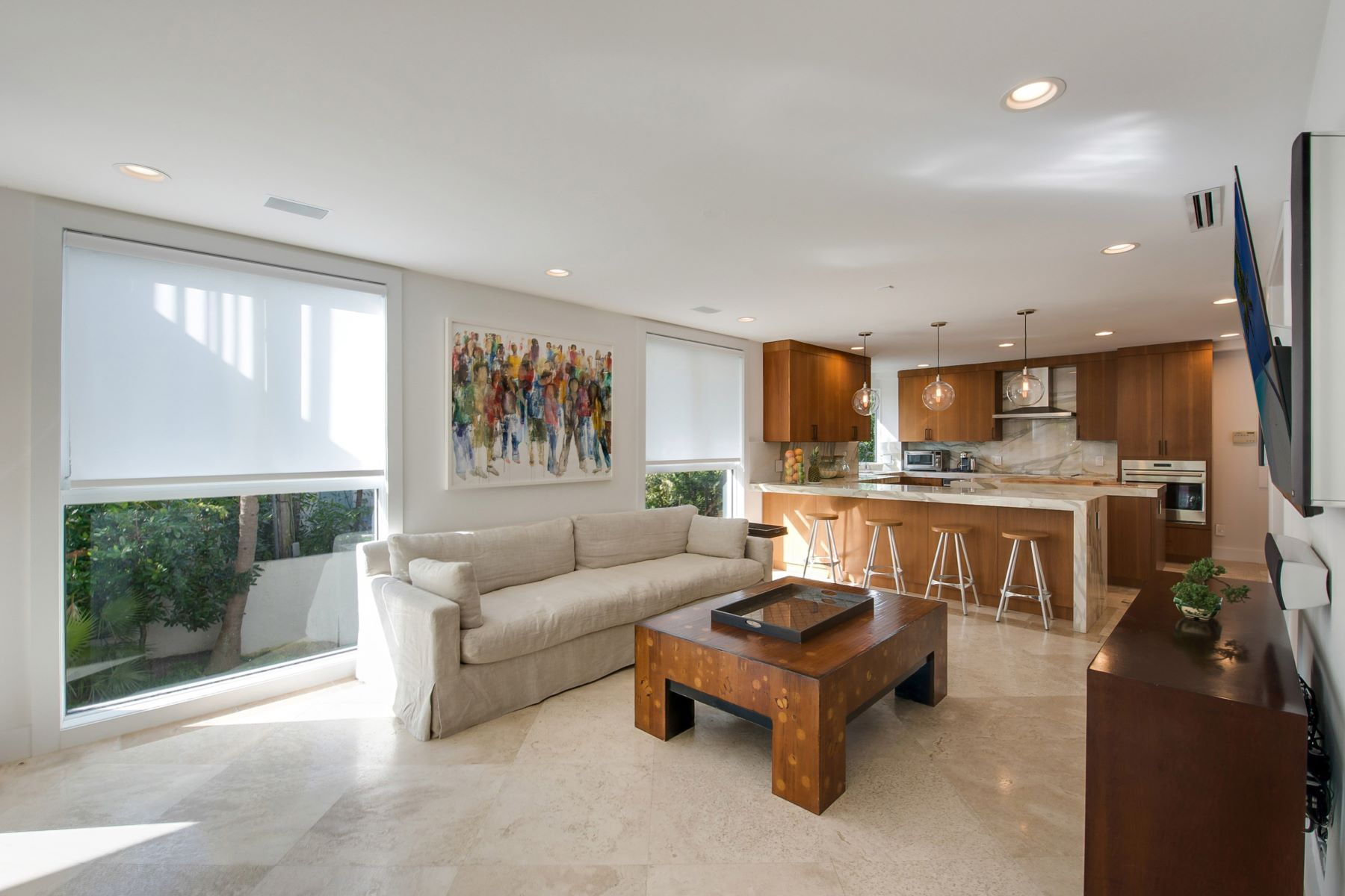 Single Family Homes for Active at 690 Allendale Rd Key Biscayne, Florida 33149 United States