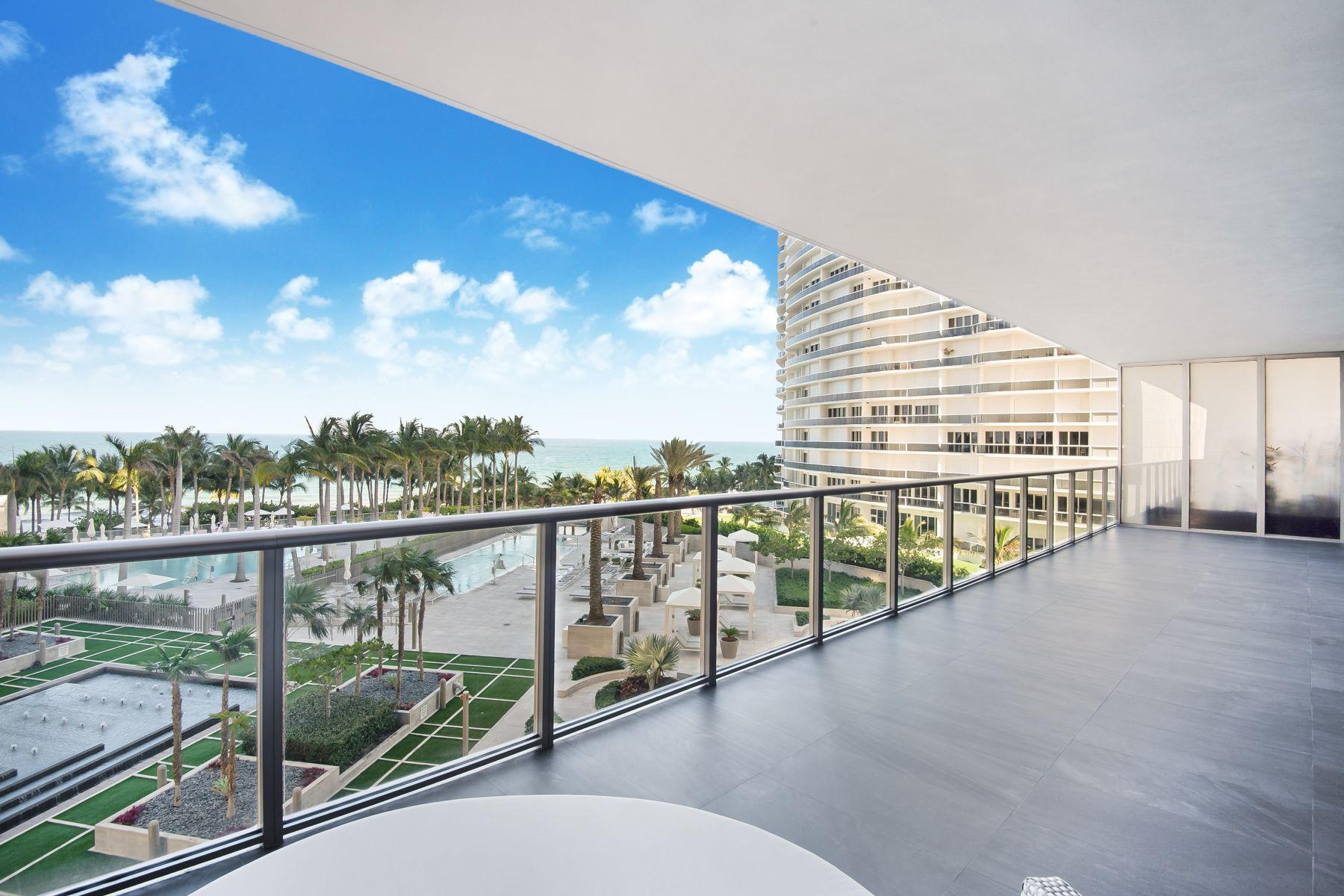 Condominiums for Active at 9701 Collins Ave 502S Bal Harbour, Florida 33154 United States