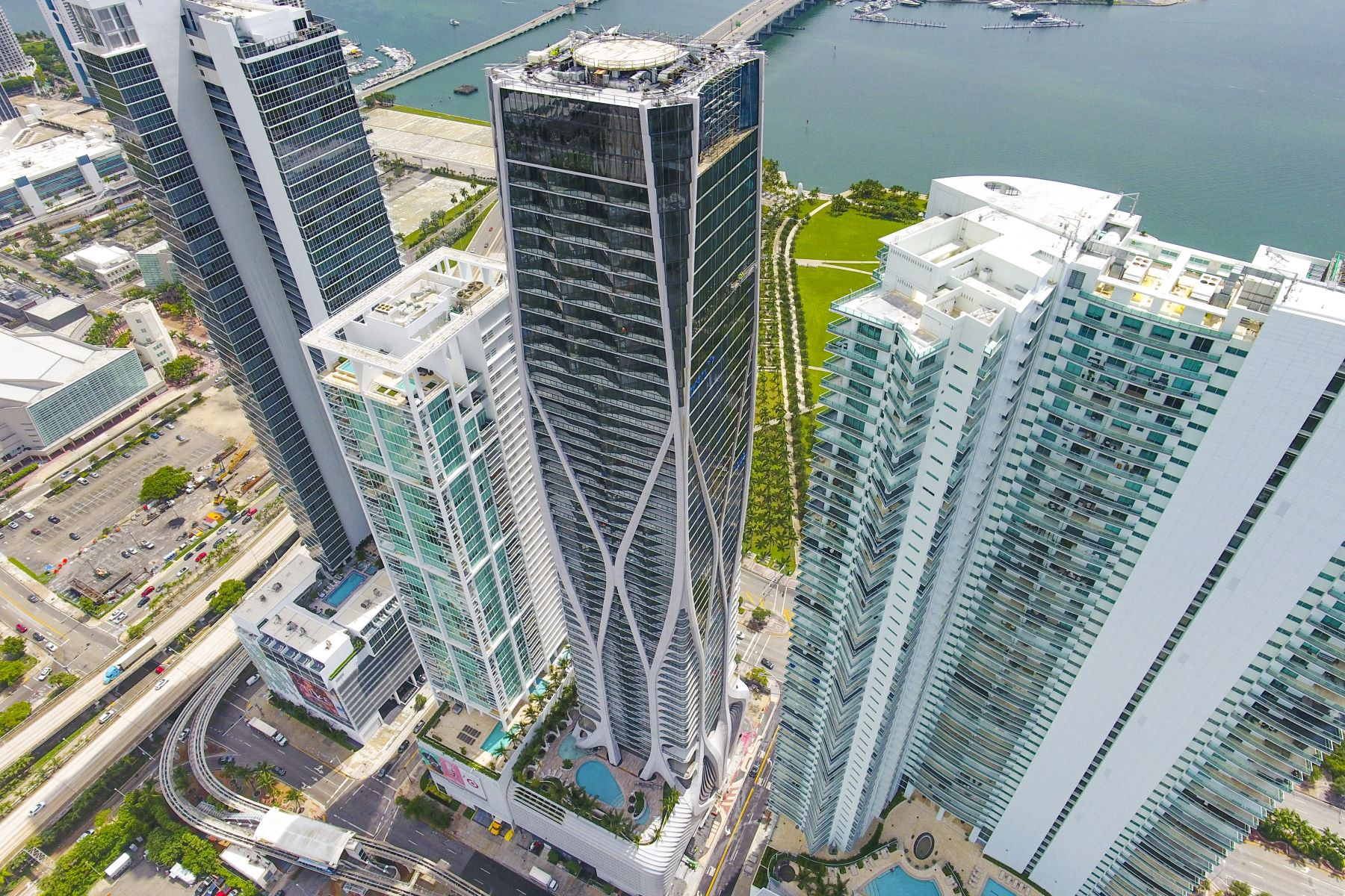 Condominiums for Active at 1000 Biscayne Blvd 3101 Miami, Florida 33132 United States