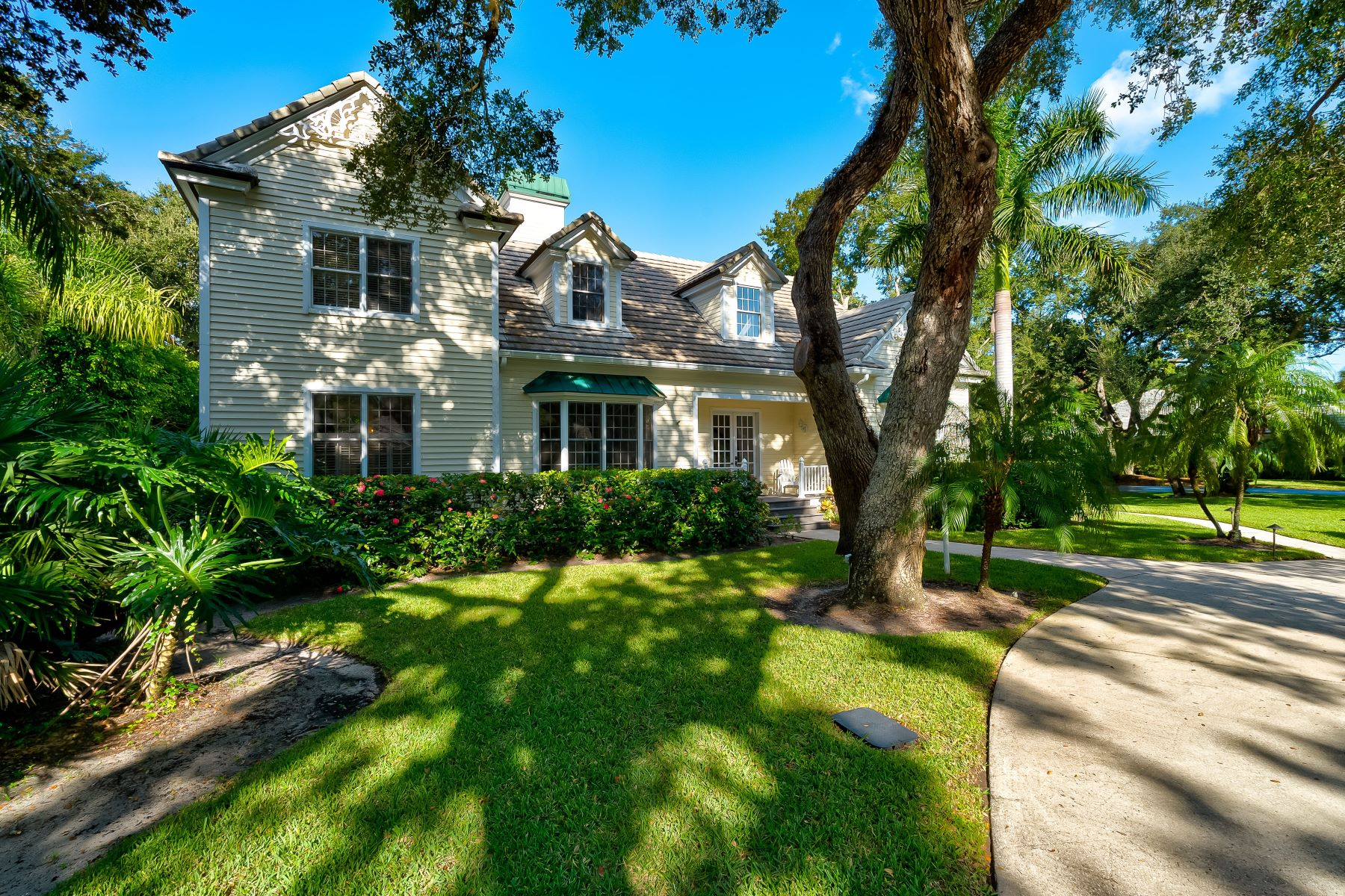 Single Family Homes for Active at 500 Sundance Trail, Indian River Shores, FL 500 Sundance Trail Indian River Shores, Florida 32963 United States