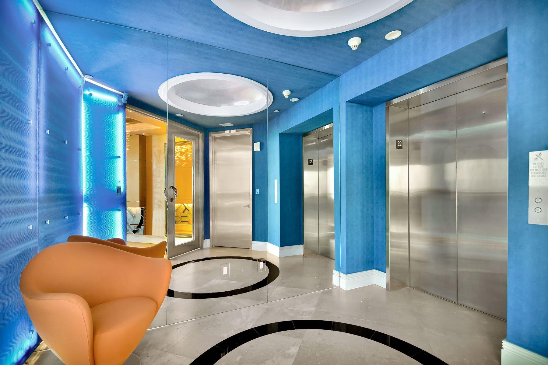 Condominiums por un Venta en 16051 Collins Av 2204 Sunny Isles Beach, Florida 33160 Estados Unidos