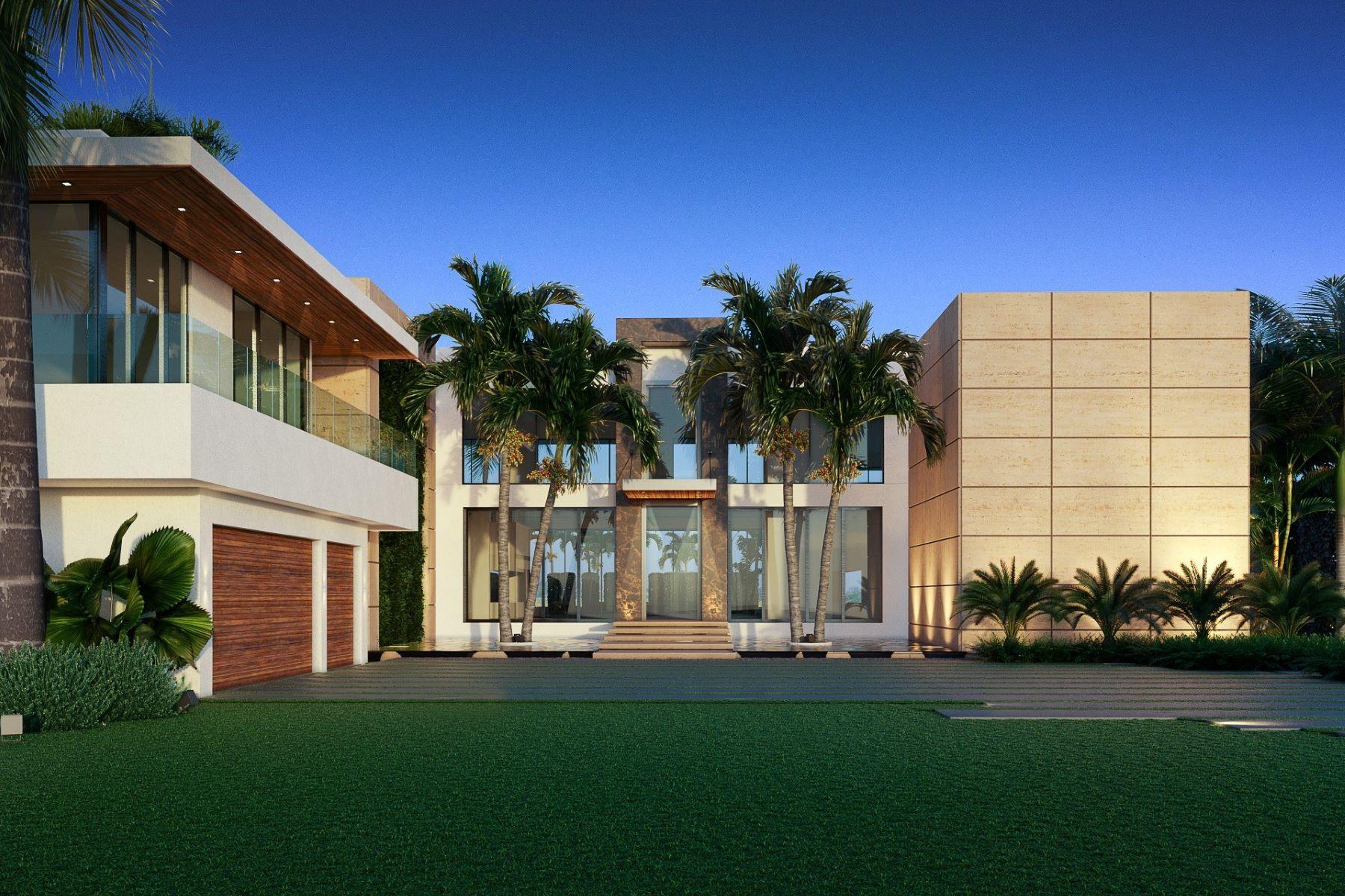 农场 / 牧场 / 种植园 为 销售 在 5860 N Bay Rd 迈阿密海滩, 佛罗里达州 33140 美国