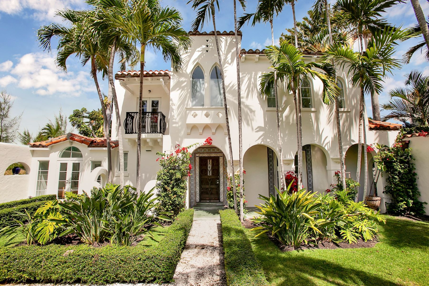 Single Family Homes for Sale at Miami Beach, Florida 33139 United States
