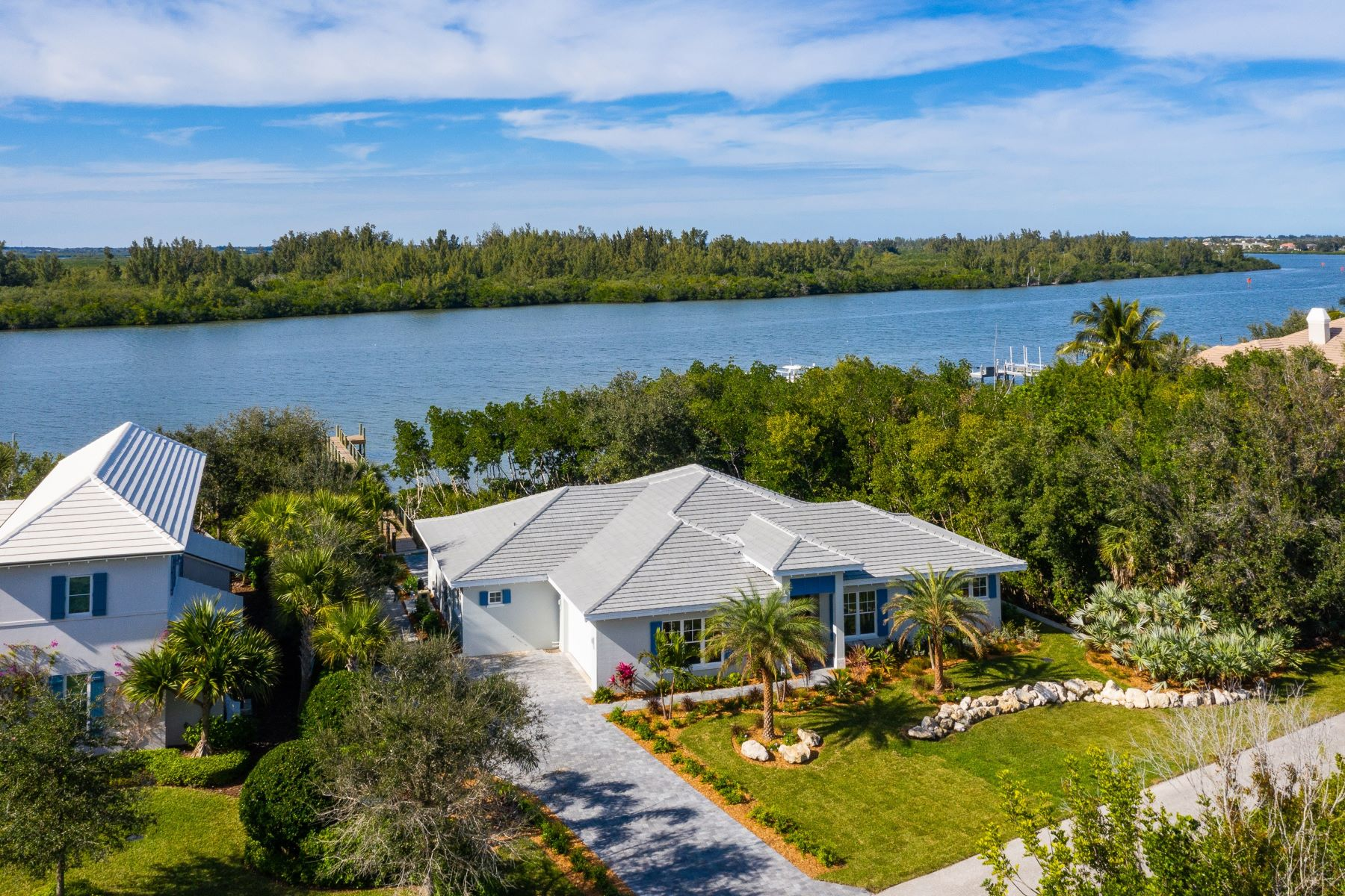 Property のために 売買 アット 1409 Old Winter Beach Road Indian River Shores, ???? 32963 ????