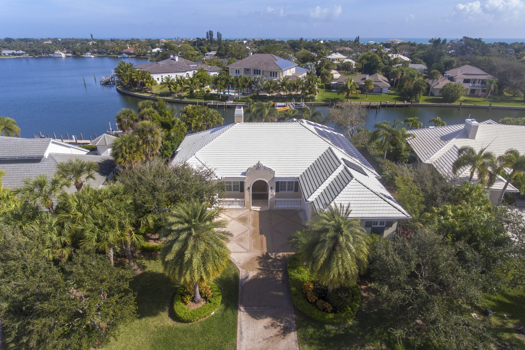 Property for Sale at 246 Springline Drive Vero Beach, Florida 32963 United States
