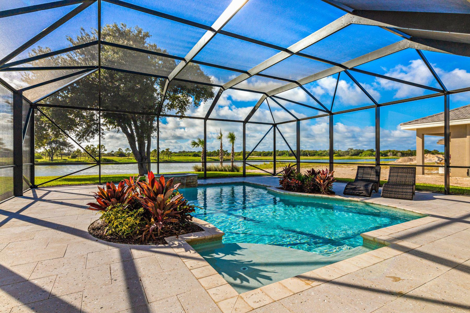 Luxury New Construction in Grand Harbor 2352 Grand Harbor Reserve Square Vero Beach, Florida 32967 Estados Unidos