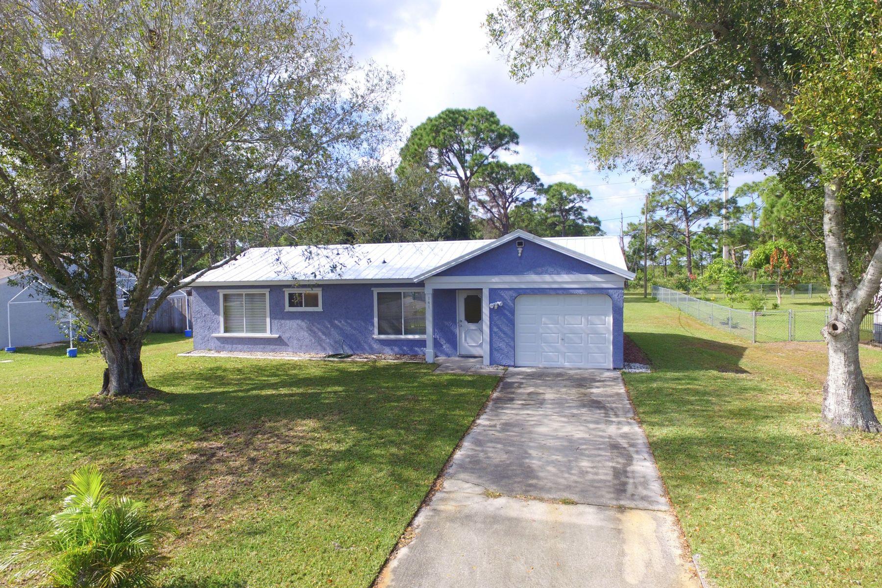 141 Caprona Street 141 Caprona Street Sebastian, Floride 32958 États-Unis