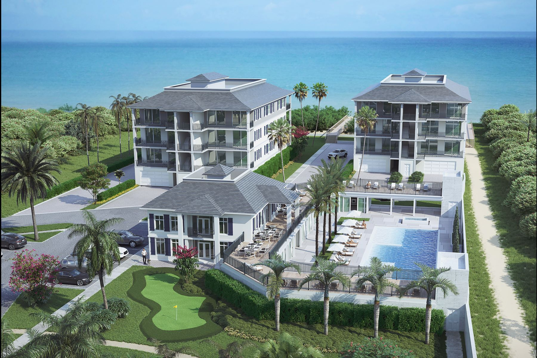 Property 為 出售 在 8050 Highway A1A, PH N/S Vero Beach, 佛羅里達州 32963 美國