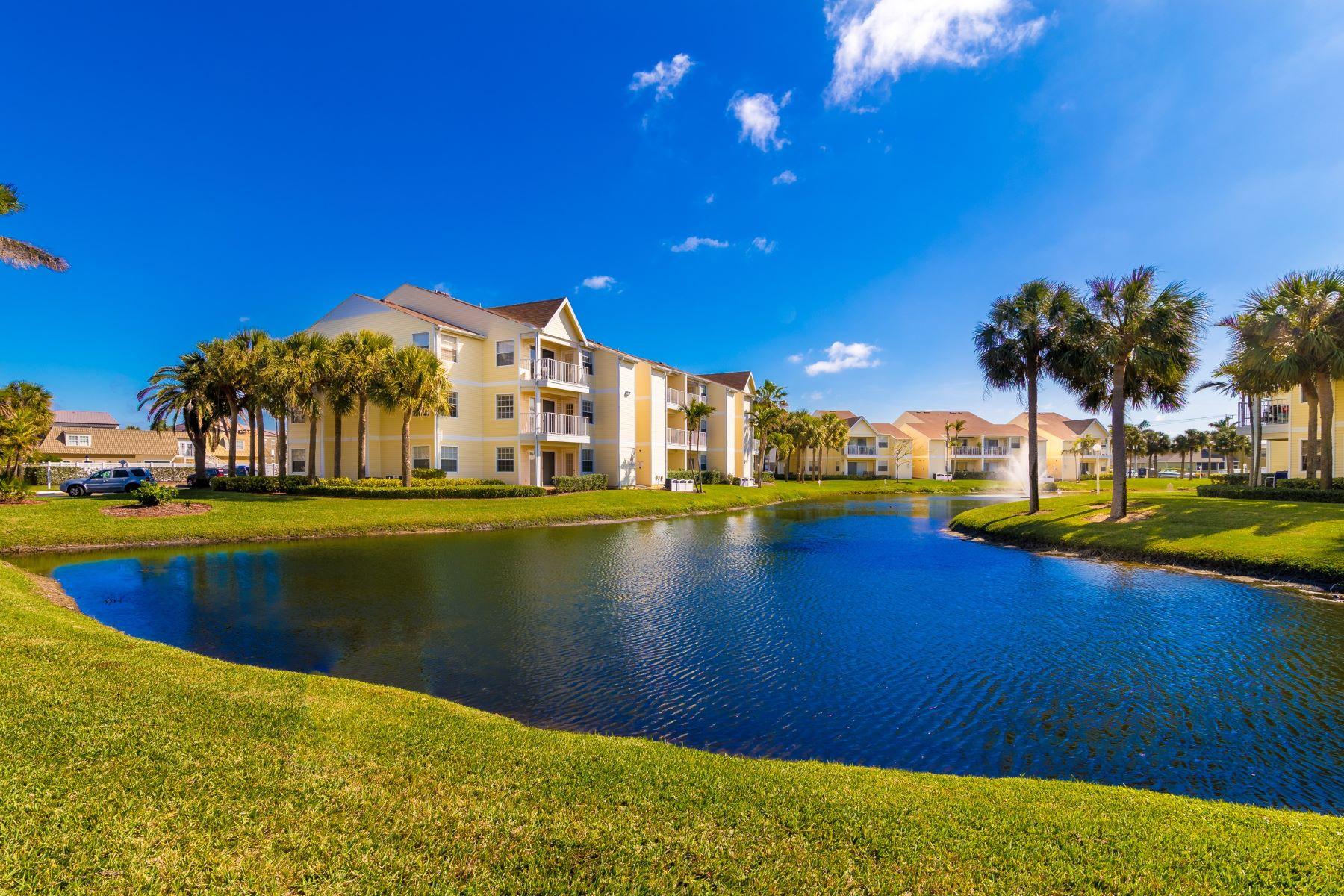 Condominiums per Affitto alle ore 1951 Island Club Drive, #43, Melbourne, FL 1951 Island Club Drive, 43 Melbourne, Florida 32903 Stati Uniti
