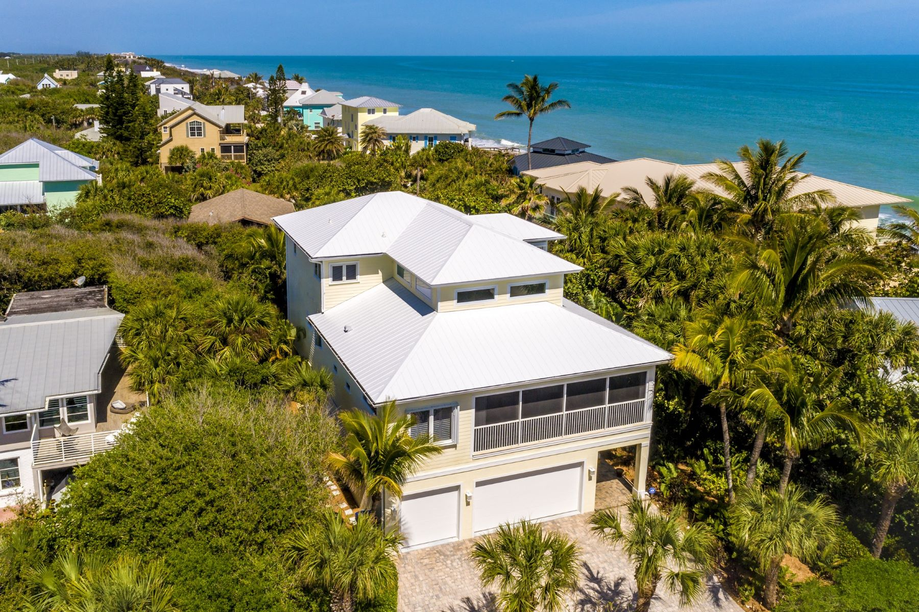 Property for Sale at 1820 E Barefoot Place Vero Beach, Florida 32963 United States