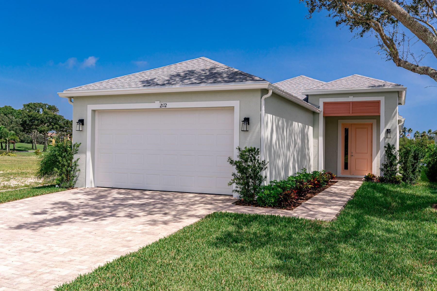 Single Family Homes voor Verkoop op 2172 Falls Manor Vero Beach, Florida 32967 Verenigde Staten