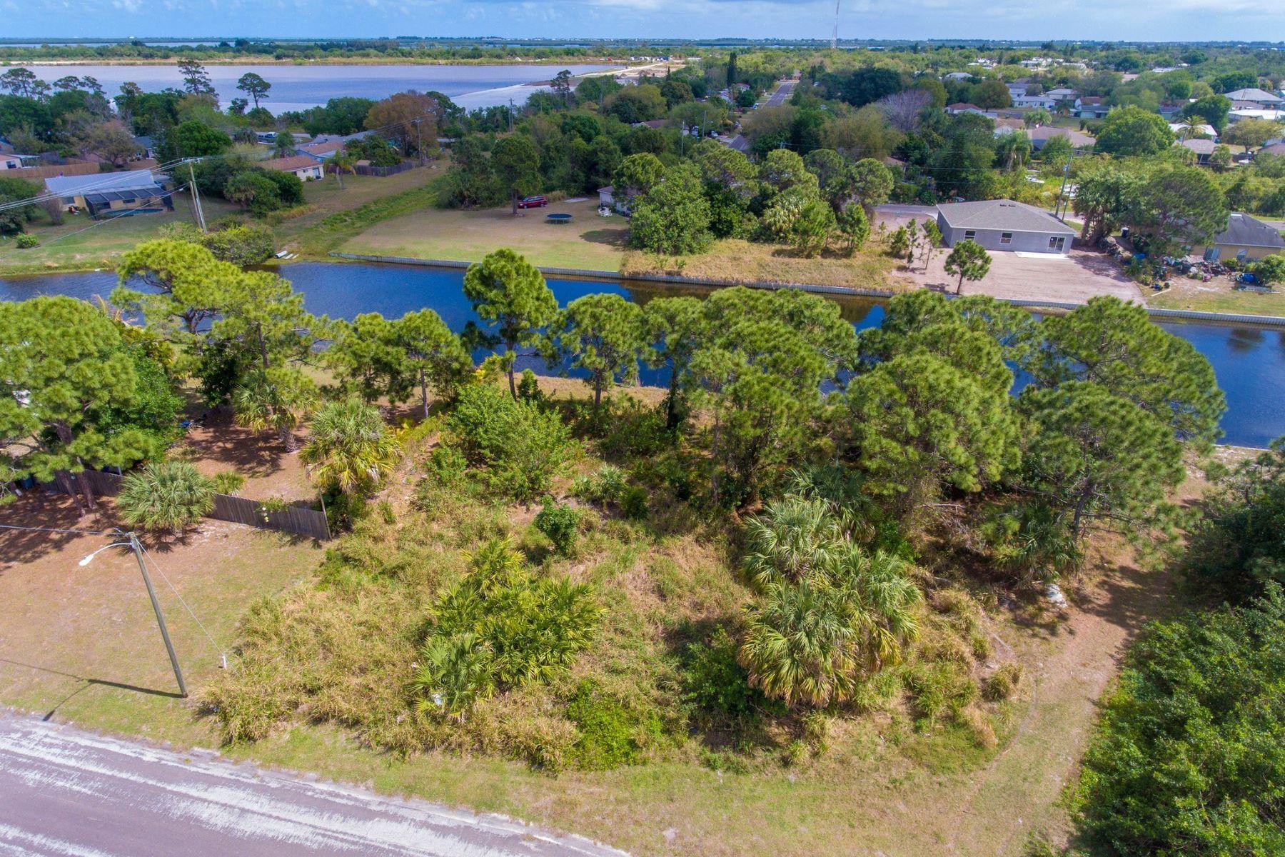 土地 為 出售 在 105 Capri Avenue Sebastian, 佛羅里達州 32958 美國