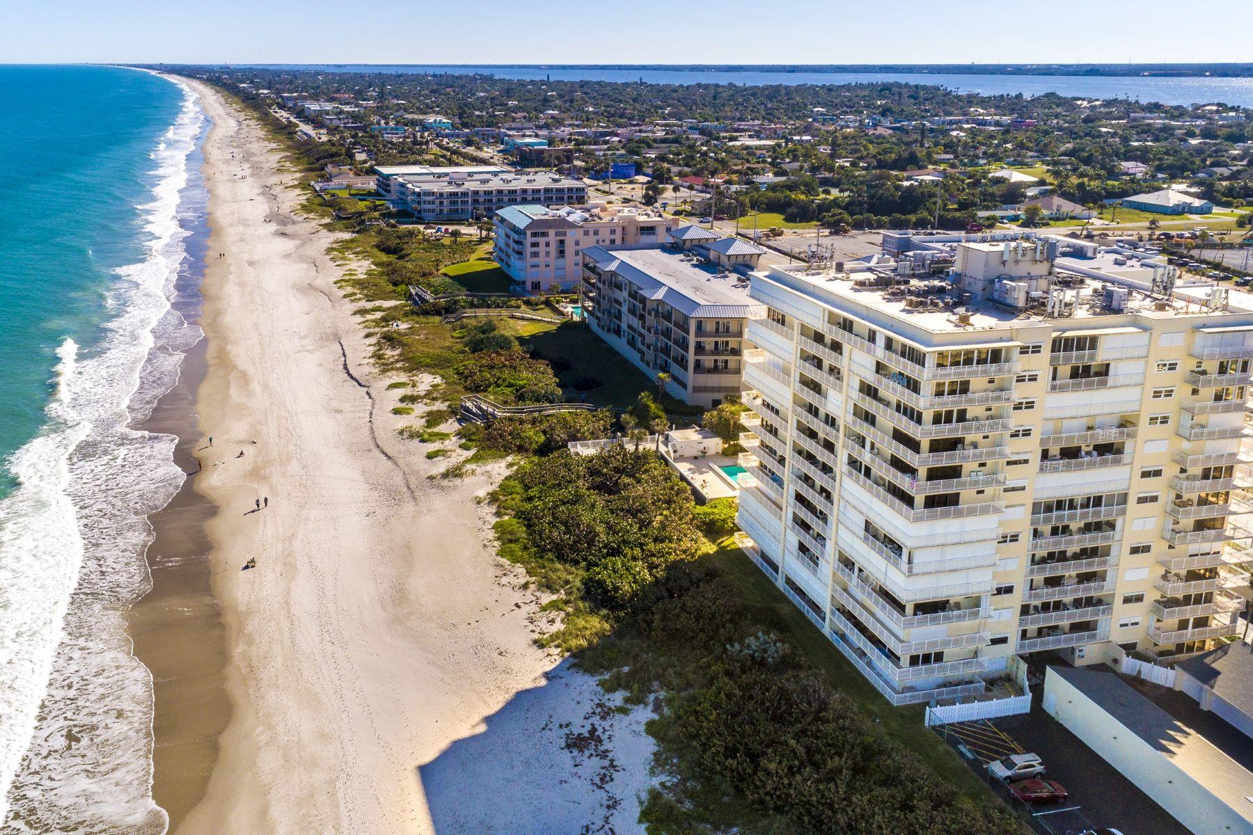 Condominiums 용 매매 에 877 N Highway A1a 104 Indialantic, 플로리다 32903 미국