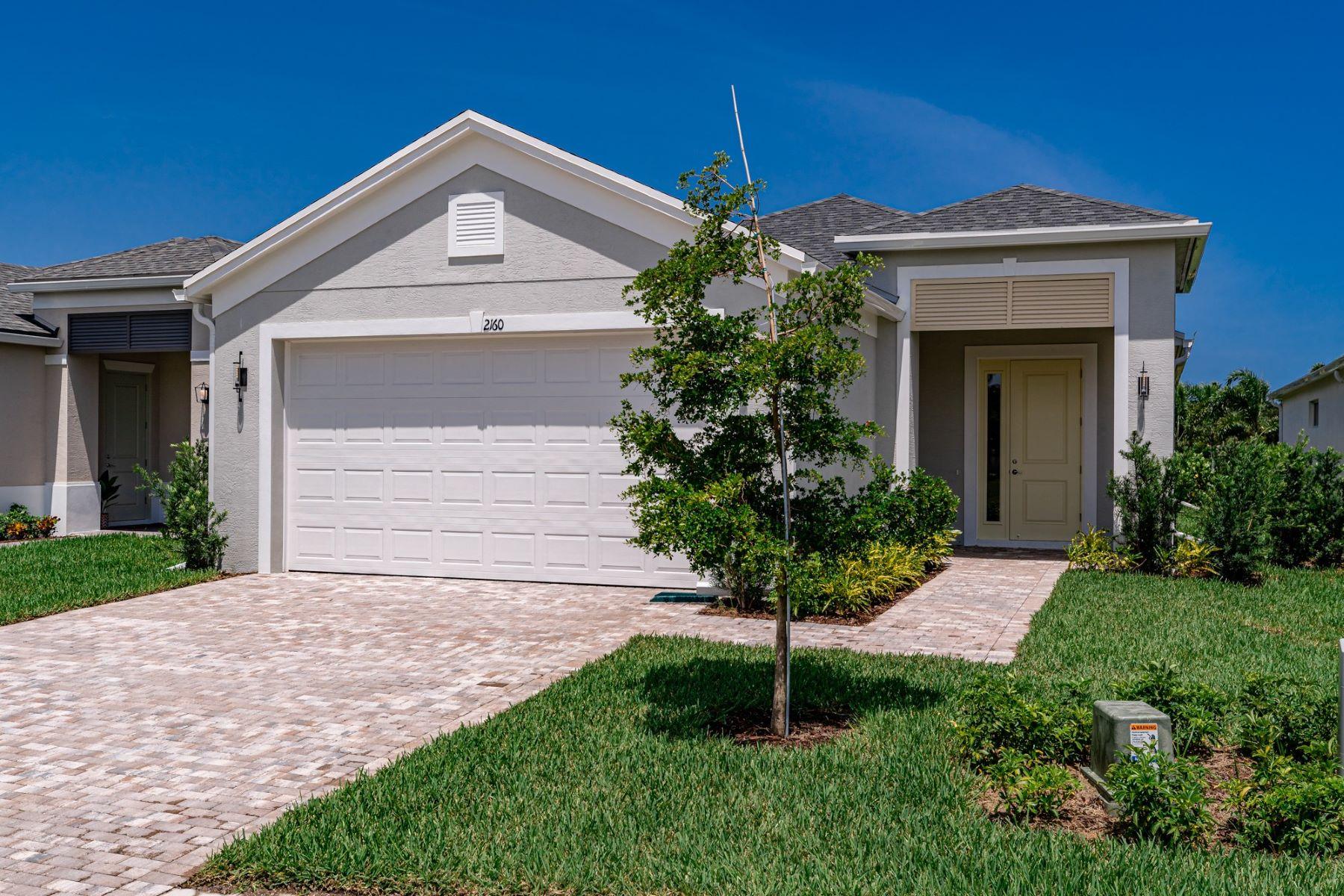 New Falls III Model! 2160 Falls Manor Vero Beach, Florida 32967 Förenta staterna