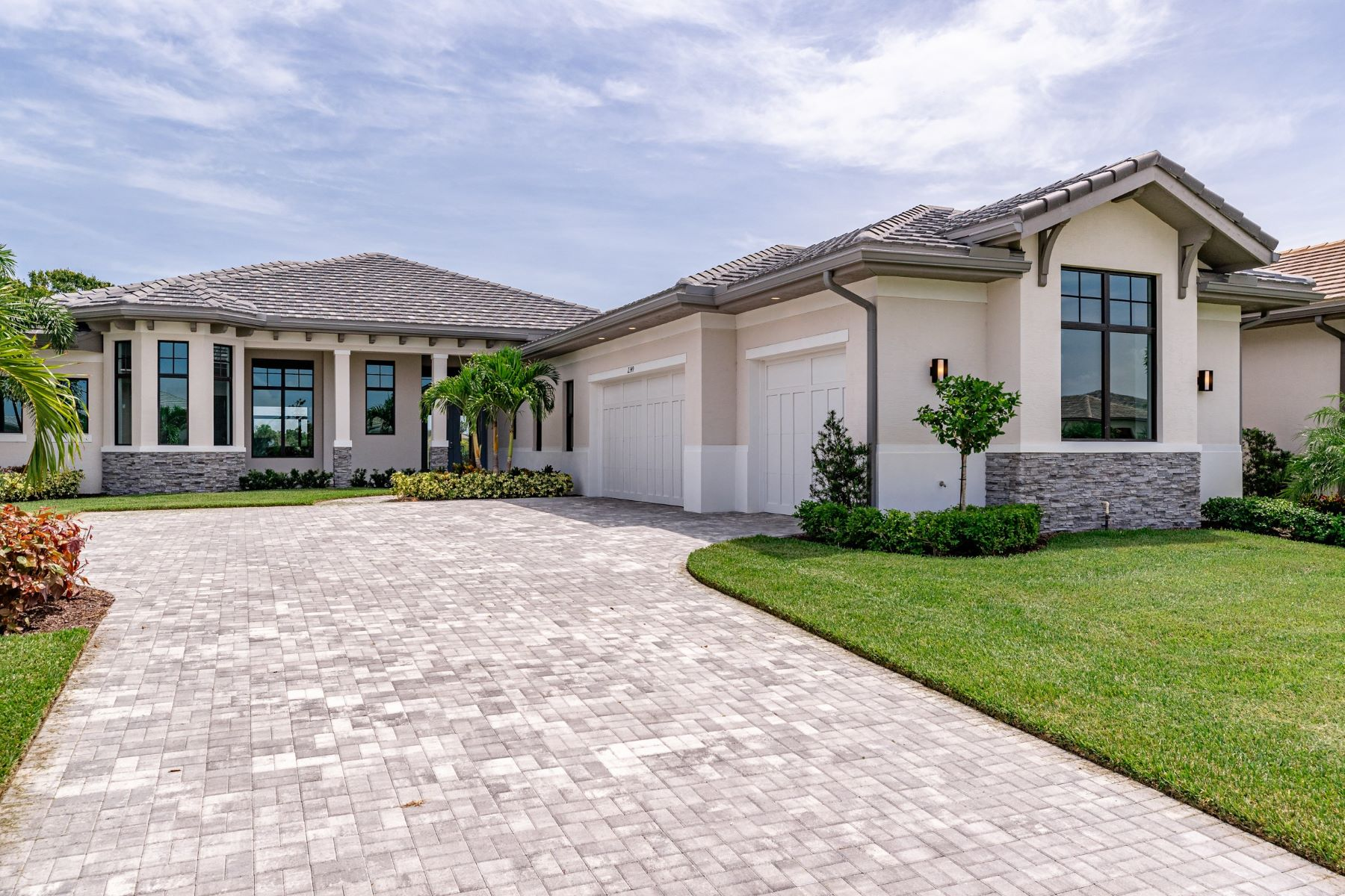 Single Family Homes for Sale at 2349 Grand Harbor Reserve Square Vero Beach, Florida 32967 United States