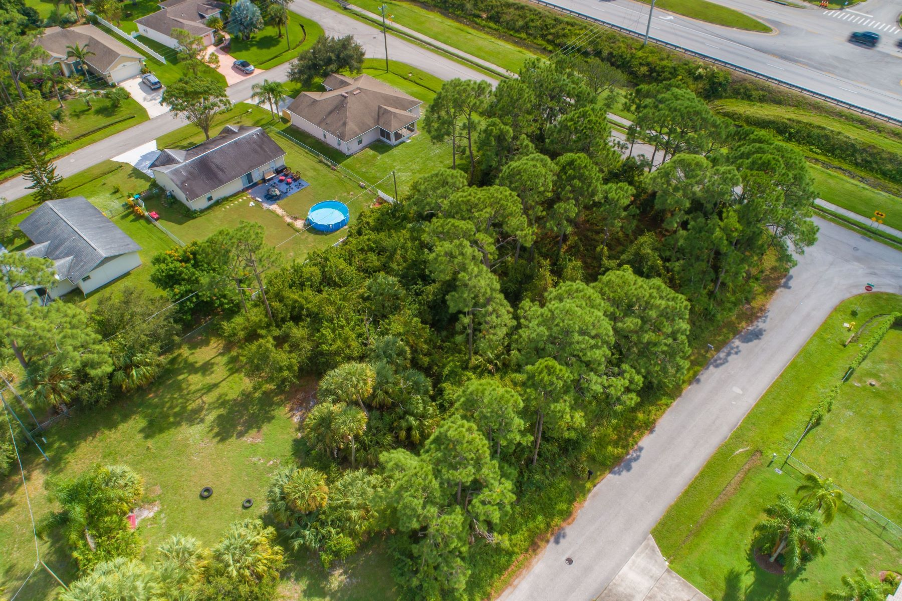 for Sale at Perfect Site to Build Your New Home! 123 Bonfire Avenue Ne Palm Bay, Florida 32907 United States