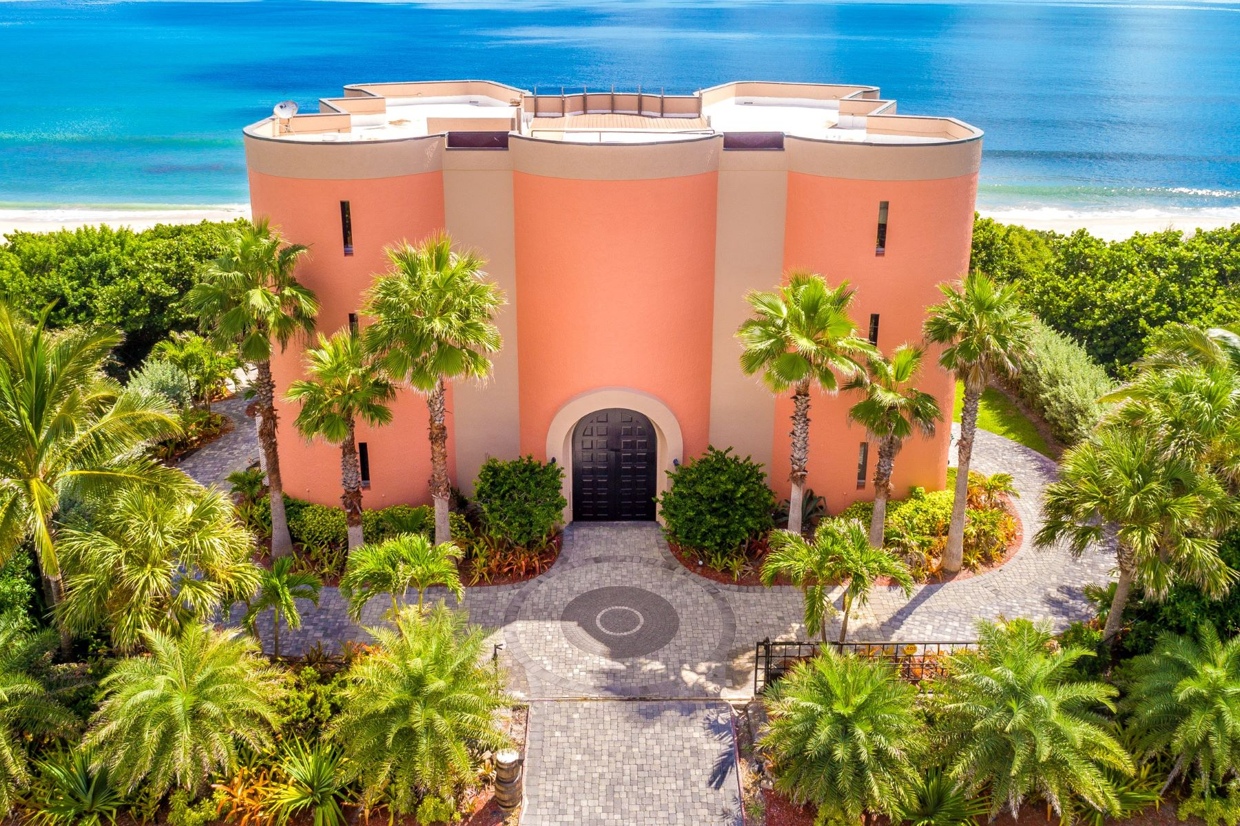 Property for Sale at Iconic and One of a Kind Castle 7525 S Highway A1a Melbourne Beach, Florida 32951 United States