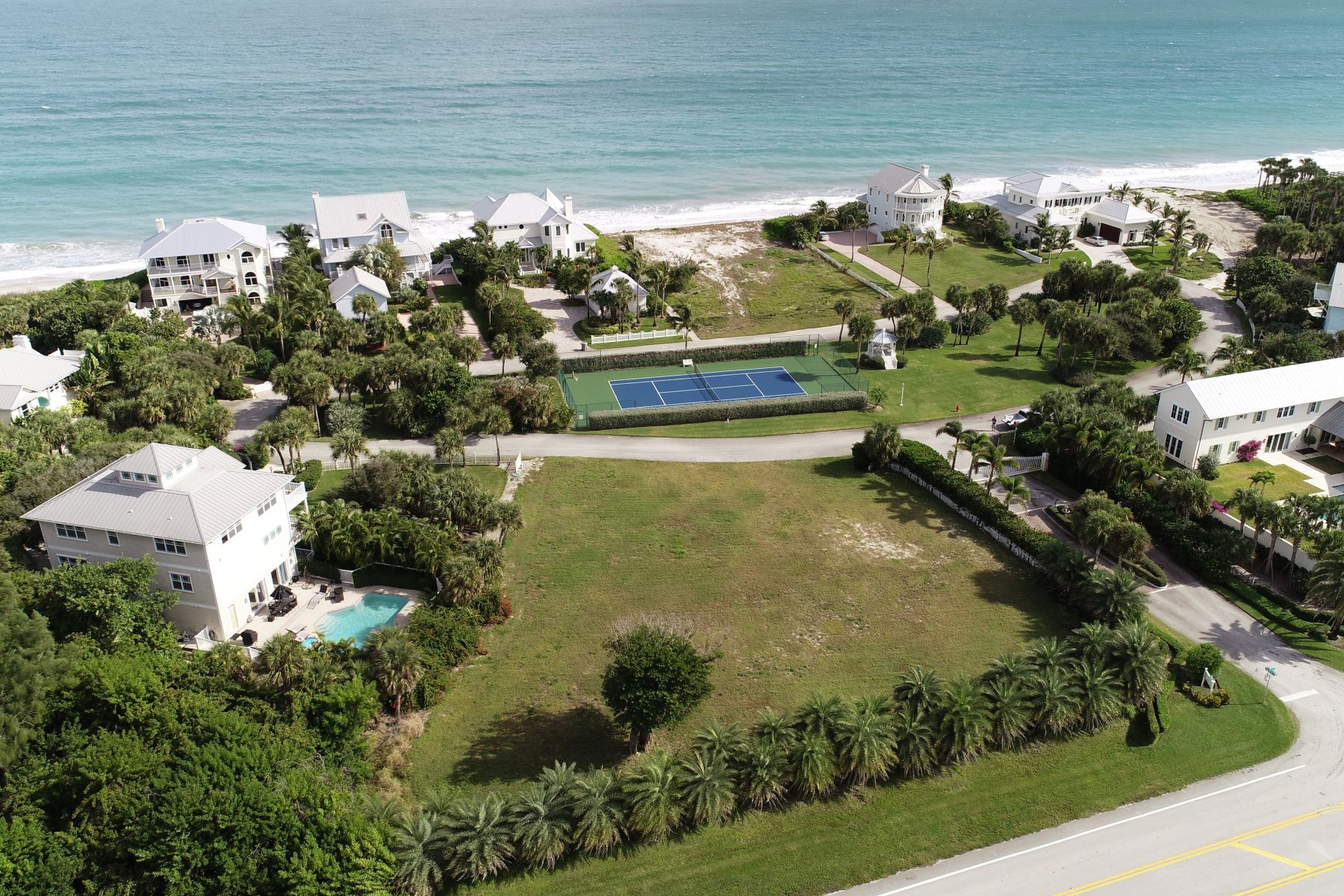 土地 のために 売買 アット 2335 Sanderling Lane Vero Beach, フロリダ 32963 アメリカ