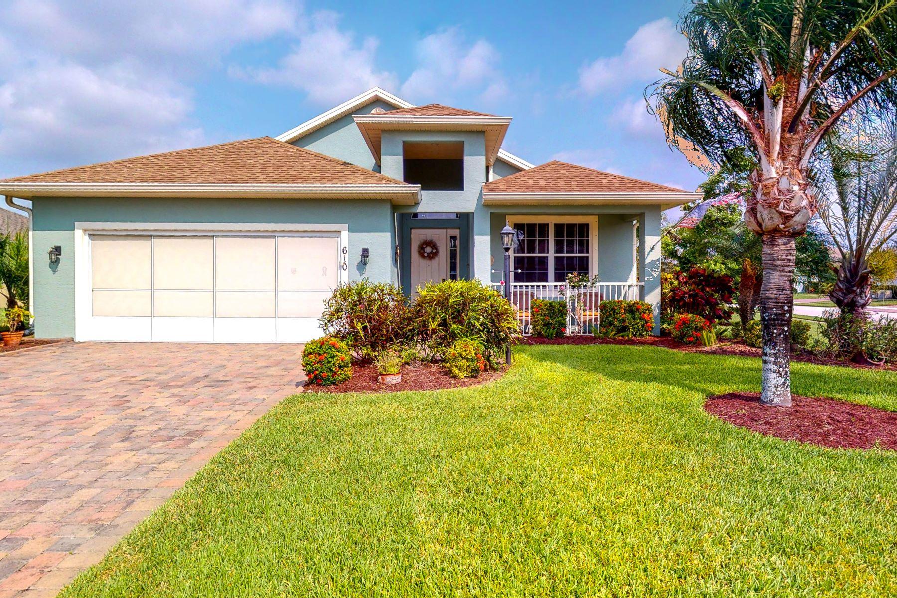 610 Brush Foot Drive, Sebastian, FL 610 Brush Foot Drive Sebastian, Floride 32958 États-Unis