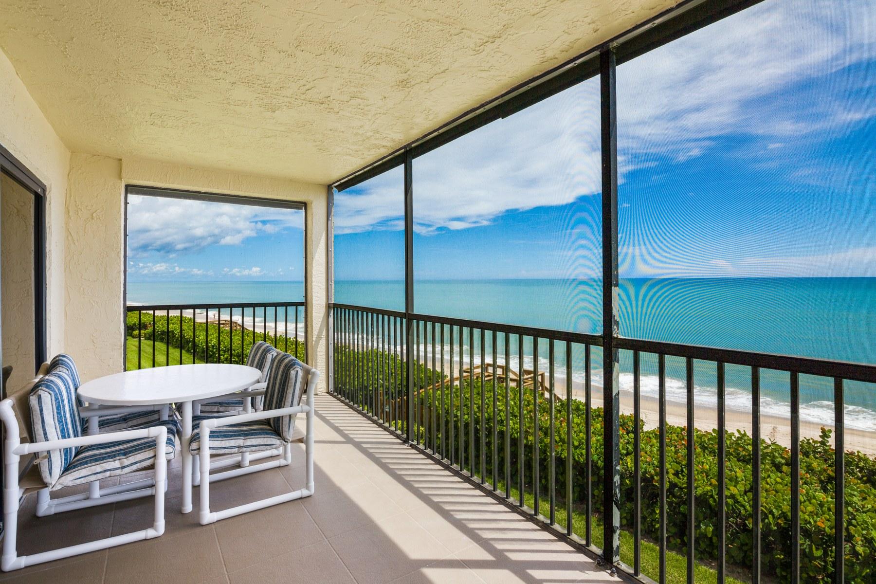 Stunning Condo with Remarkable Ocean Front Views 6309 S Highway A1a 331 Melbourne Beach, Florida 32951 Estados Unidos
