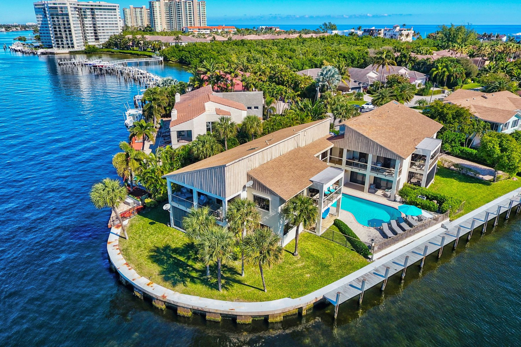 Condominiums for Active at 1102 Highland Beach Drive, 2w Highland Beach, Florida 33487 United States