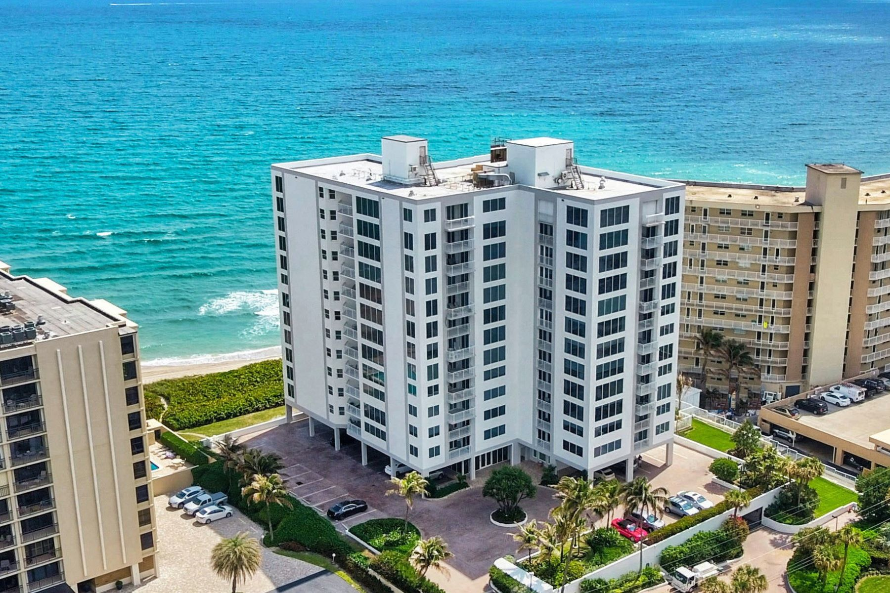 Condominiums for Active at 3015 S Ocean Boulevard, 1102 Highland Beach, Florida 33487 United States