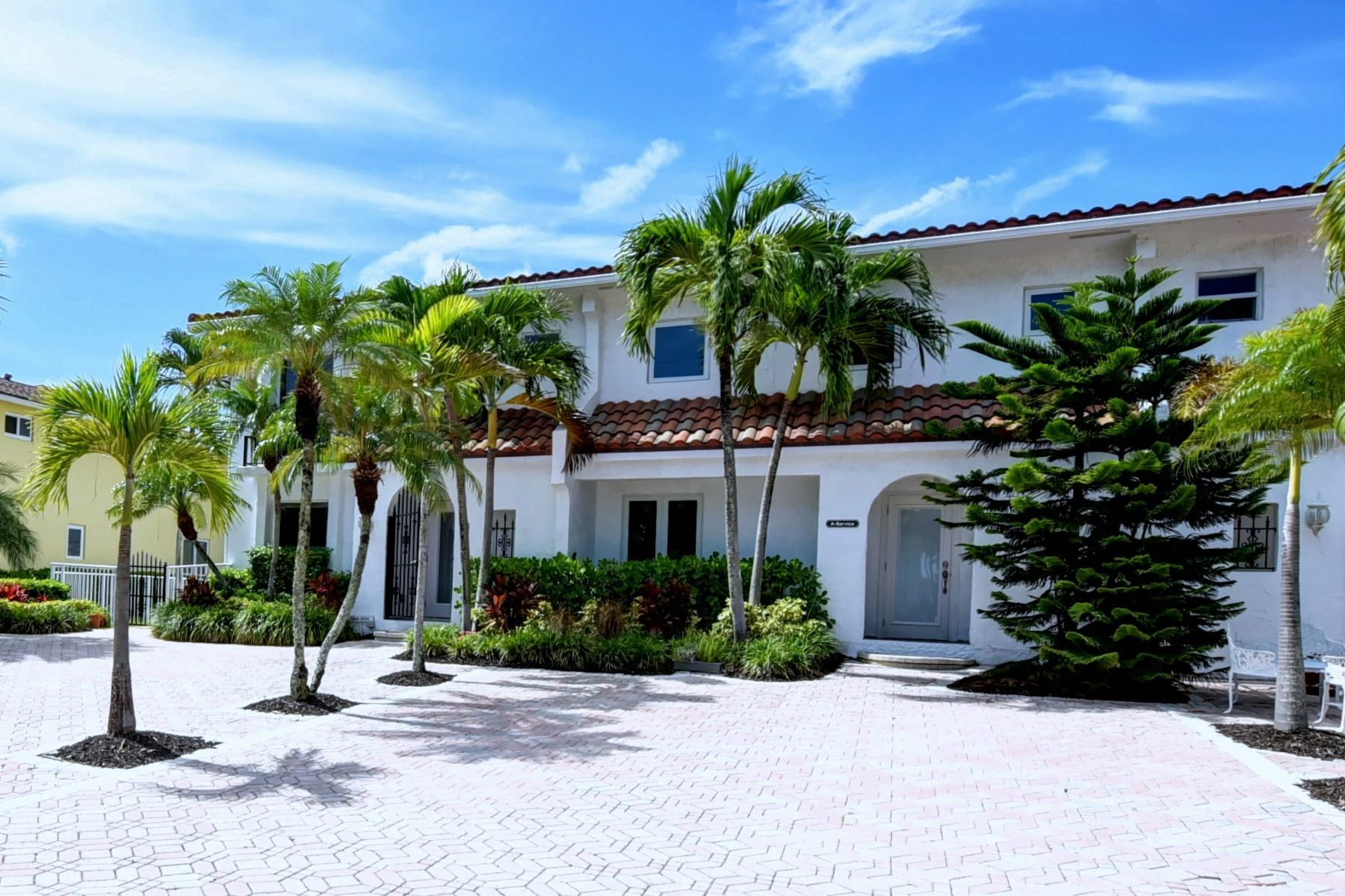 townhouses for Active at 1106 Bel Air Drive, B Highland Beach, Florida 33487 United States