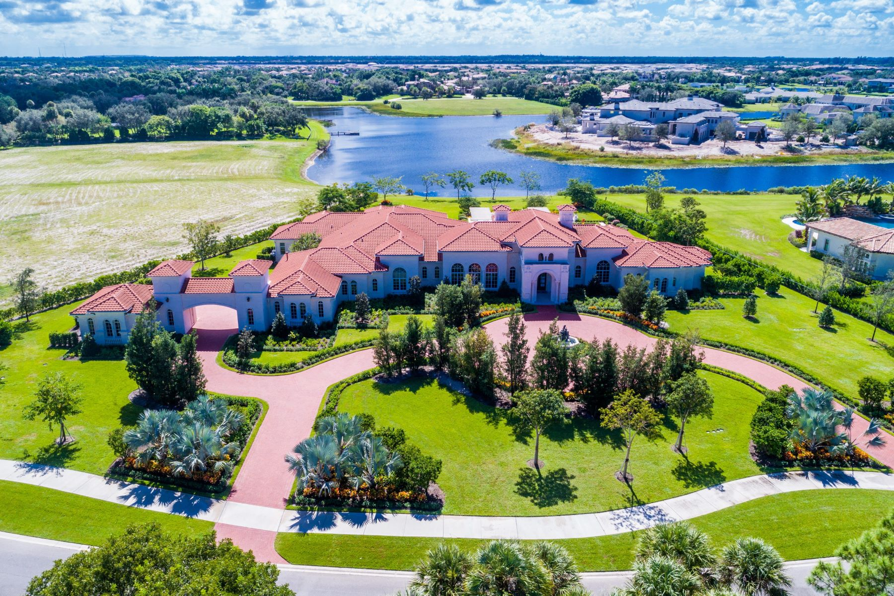 Single Family Homes for Sale at 16155 Quiet Vista Circle Delray Beach, Florida 33446 United States