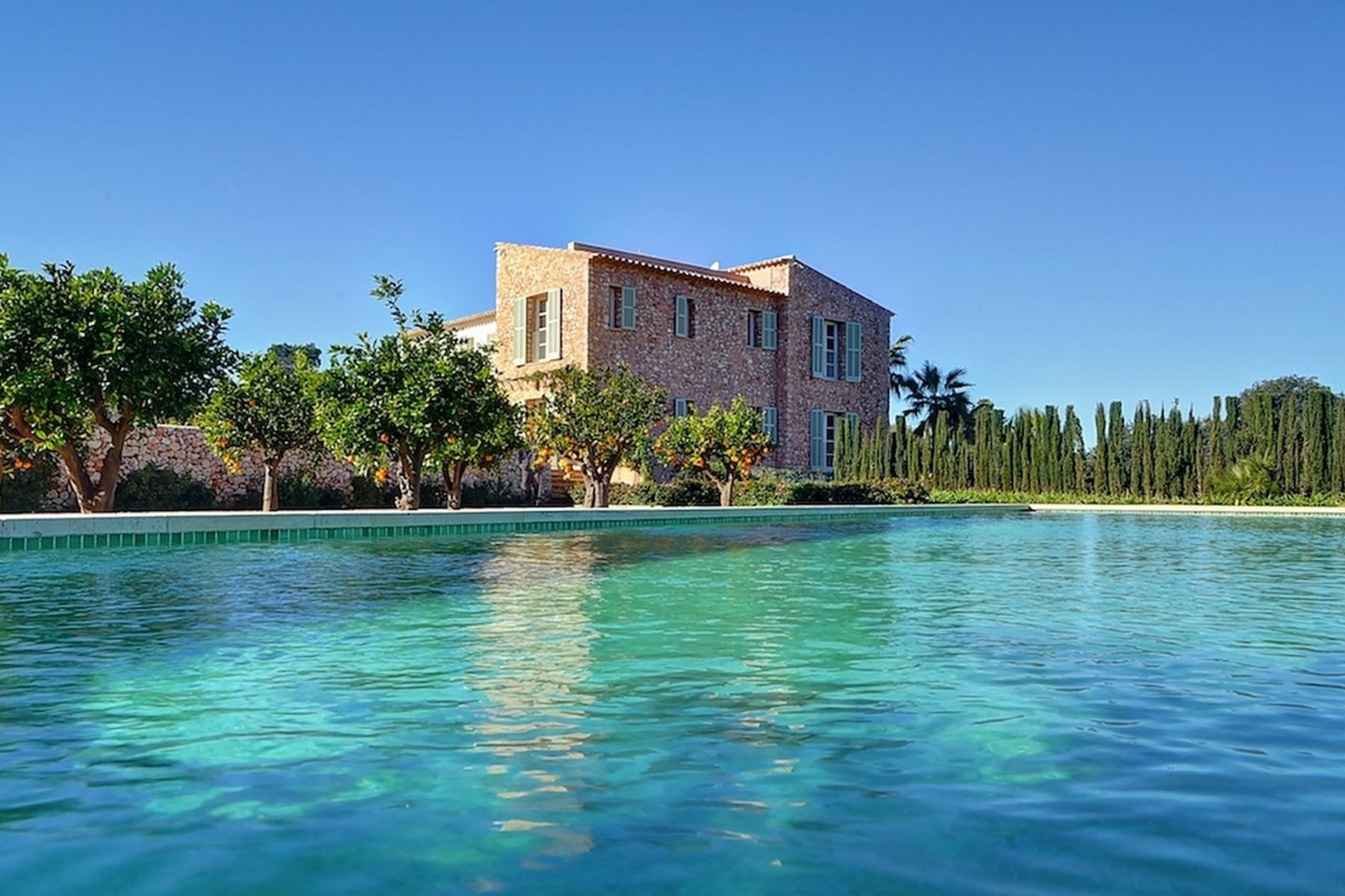 Single Family Homes for Sale at Finca in Felanitx for sale ofi Palma De Mallorca, Balearic Islands 00000 Spain