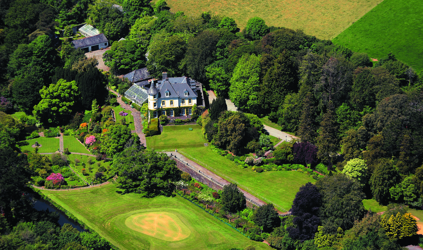 Single Family Home for Sale at French Château style mansion Cork, Cork, Ireland