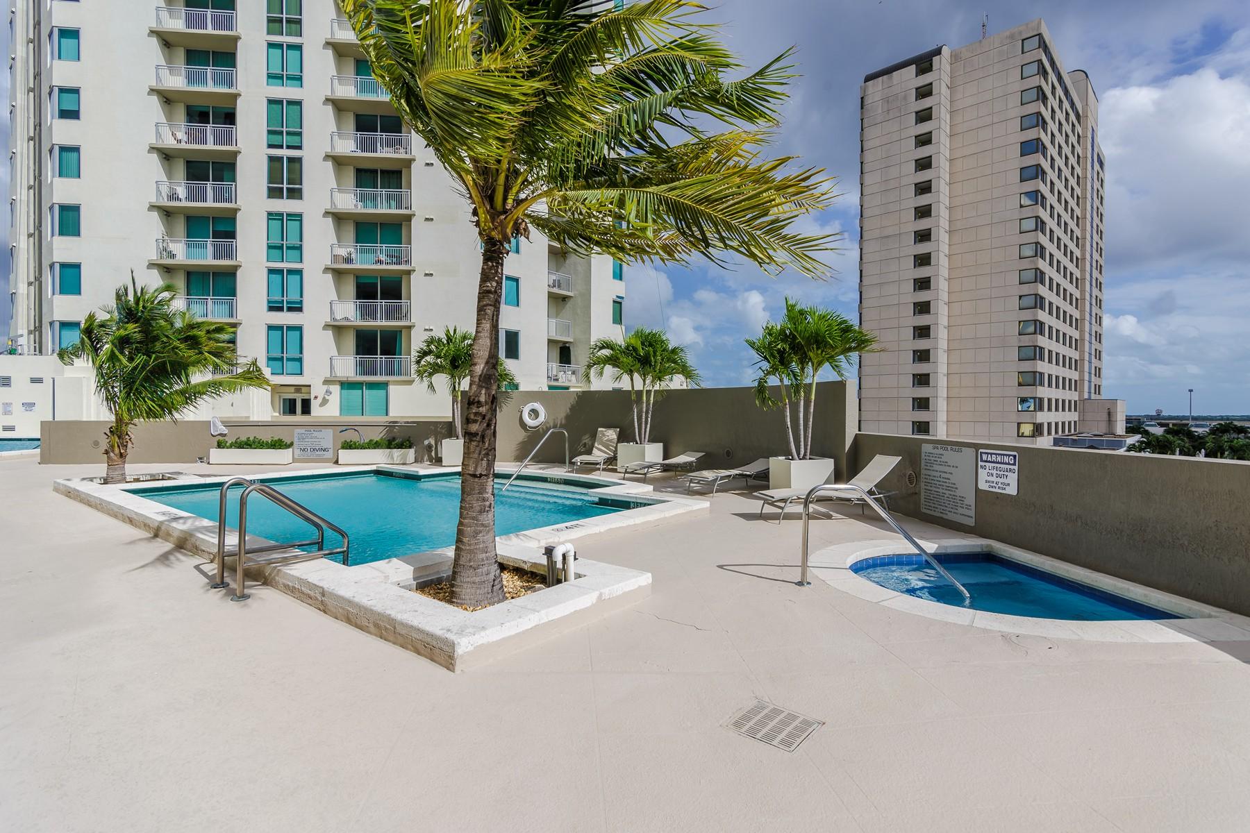 Eigentumswohnung für Verkauf beim 9066 SW 73 Ct #604 Miami, Florida 33156 Vereinigte Staaten