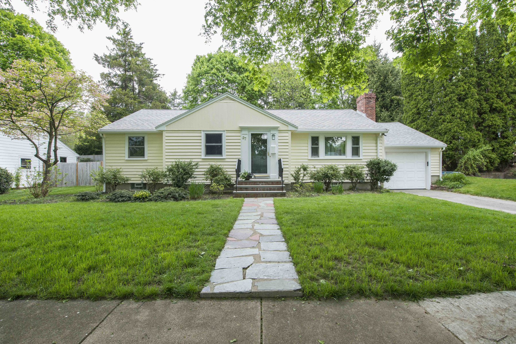 sales property at Location! Gorgeous single-family residence in Waban