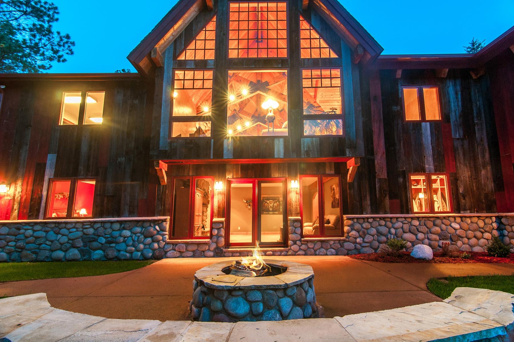 独户住宅 为 销售 在 Beaver Brook Ranch 33110 Highway 40 Evergreen, 科罗拉多州 80439 美国